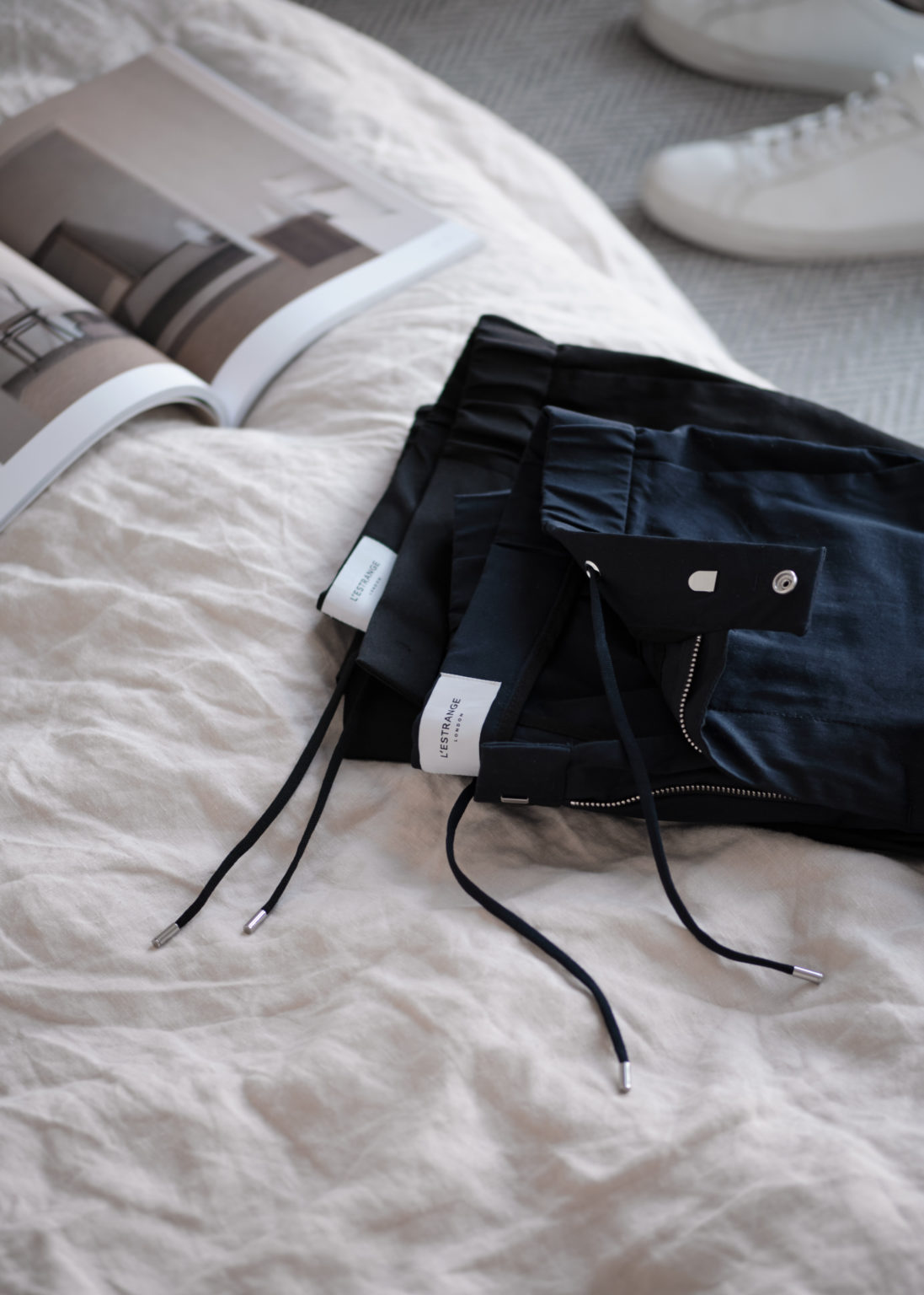 L'Estrange 24 Trouser Review - Softer Volumes
