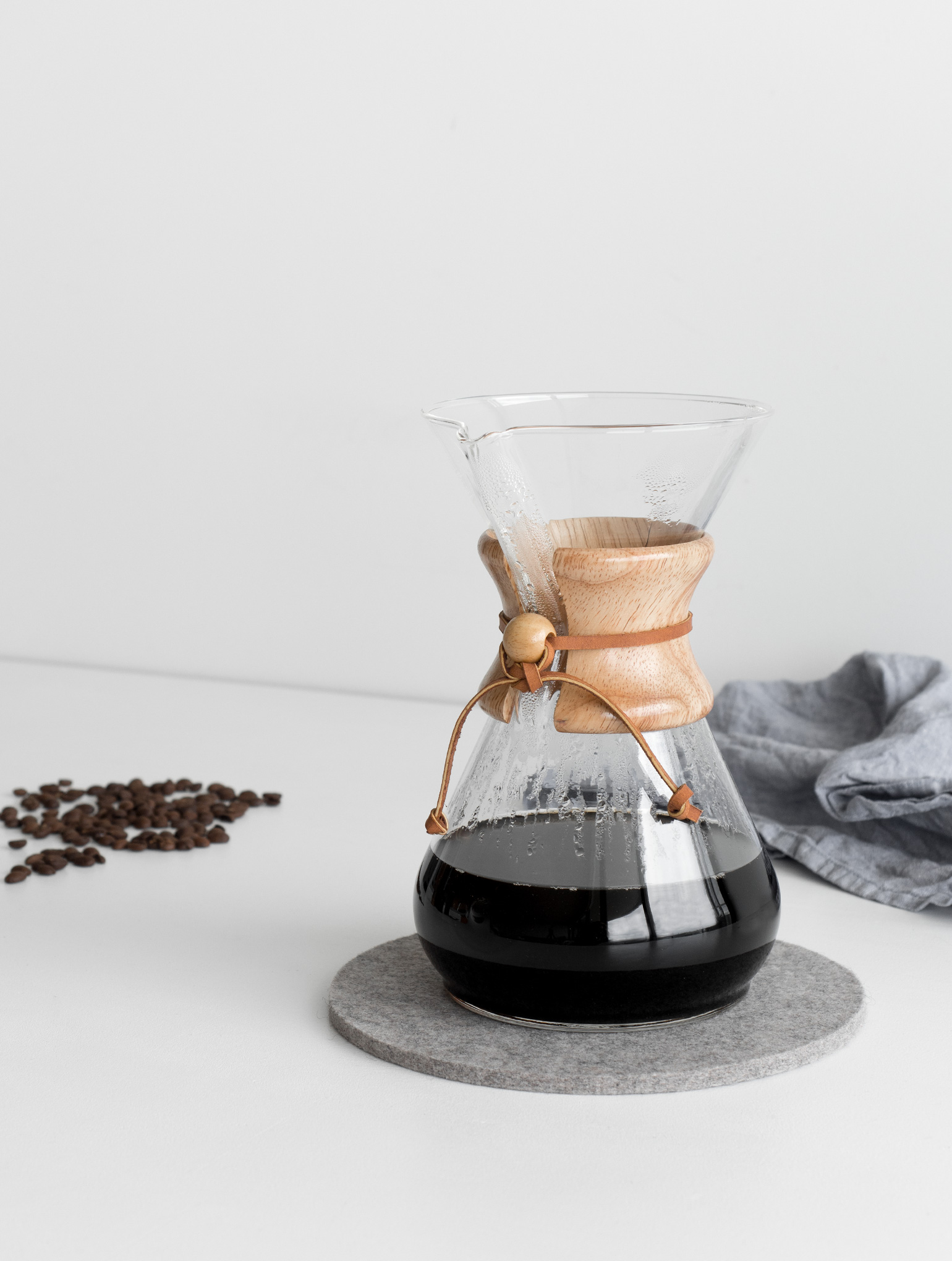 Guide To Pour Over Coffee — Softer Volumes
