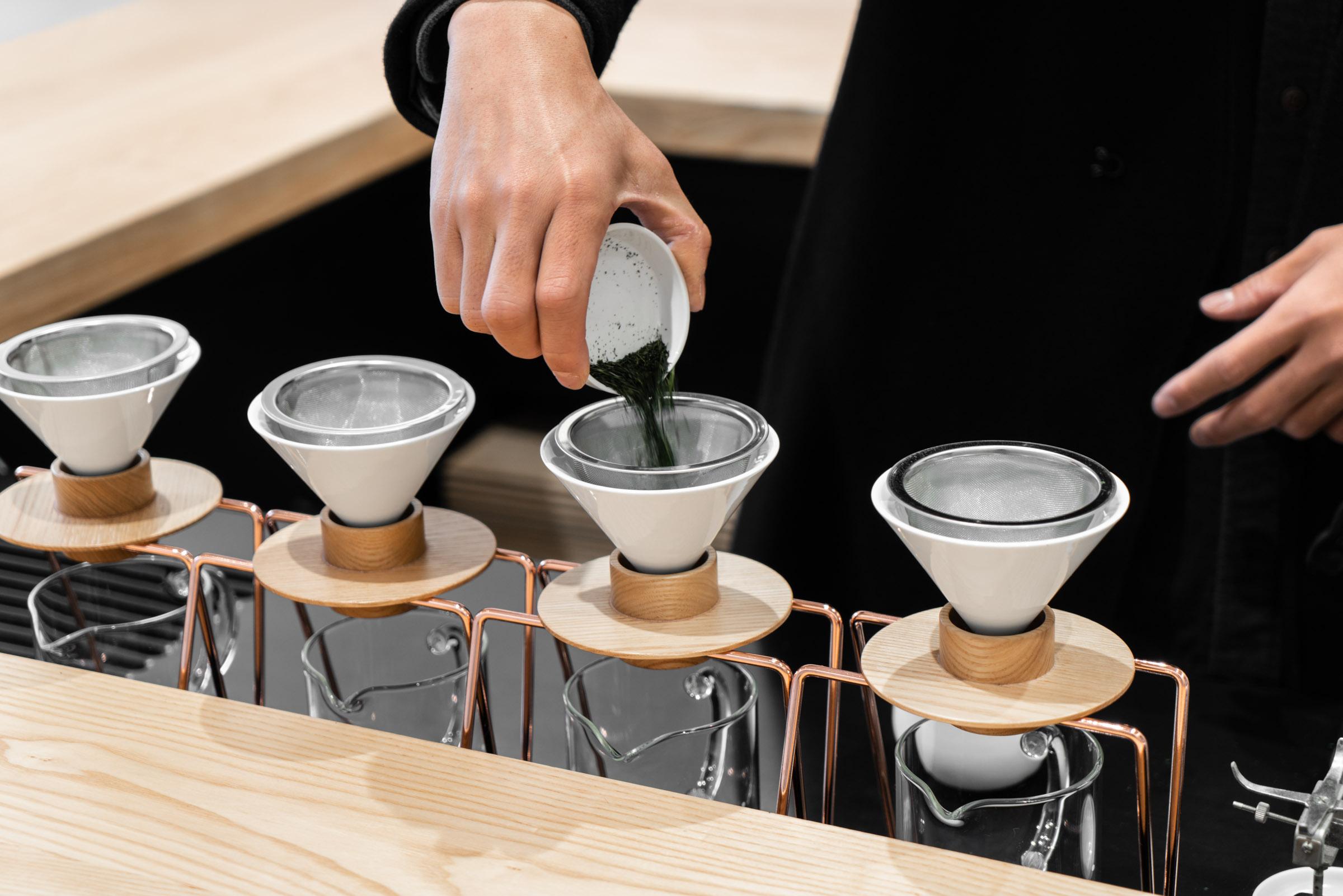 Tokyo Saryo - Cafes In Tokyo — Tokyo Coffee Shop Guide — Softer Volumes