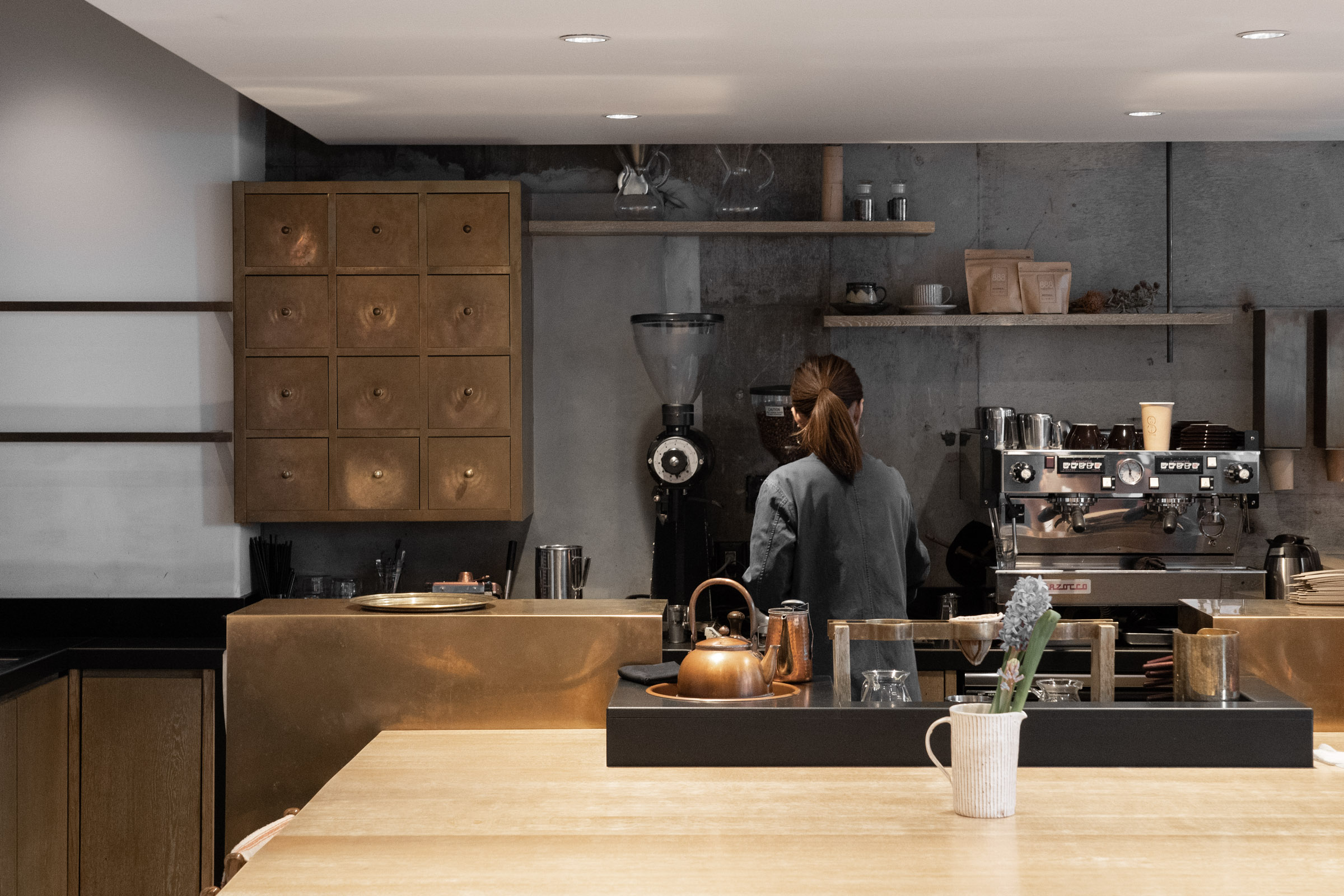 Cobi Coffee - Cafes In Tokyo — Tokyo Coffee Shop Guide — Softer Volumes