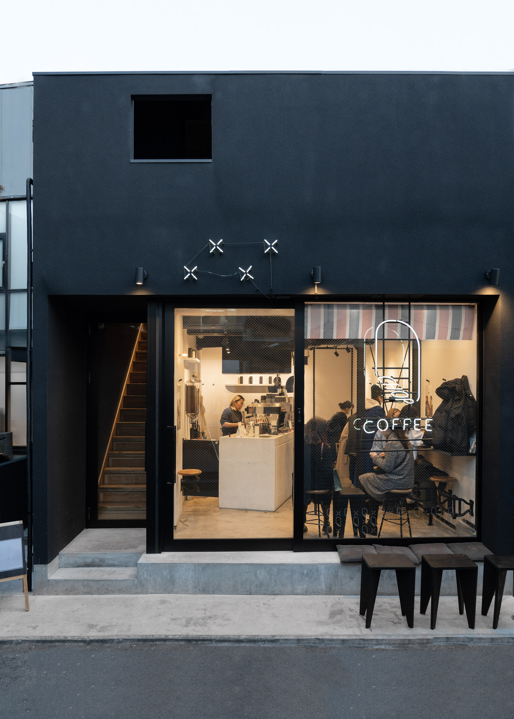 Chop Coffee Cat Street - Cafes In Tokyo — Tokyo Coffee Shop Guide — Softer Volumes