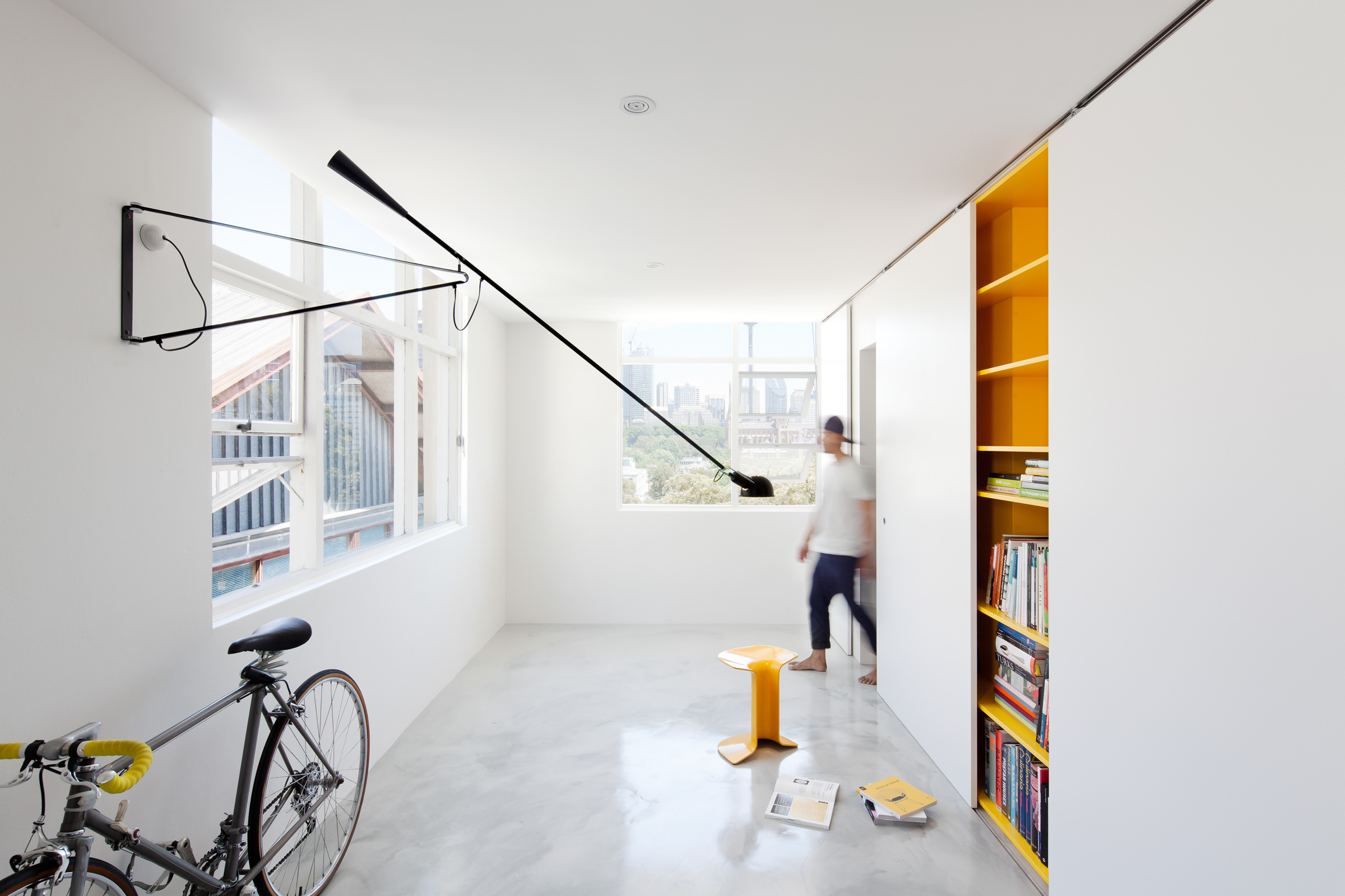 Small Space Living - Nicholas Gurney Interview - Softer Volumes