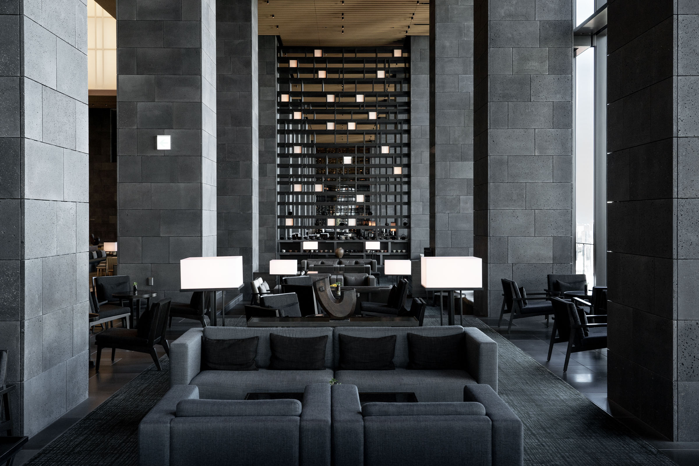 Aman Tokyo Review — Best Modern Luxury Design Hotel Tokyo Japan — Softer Volumes