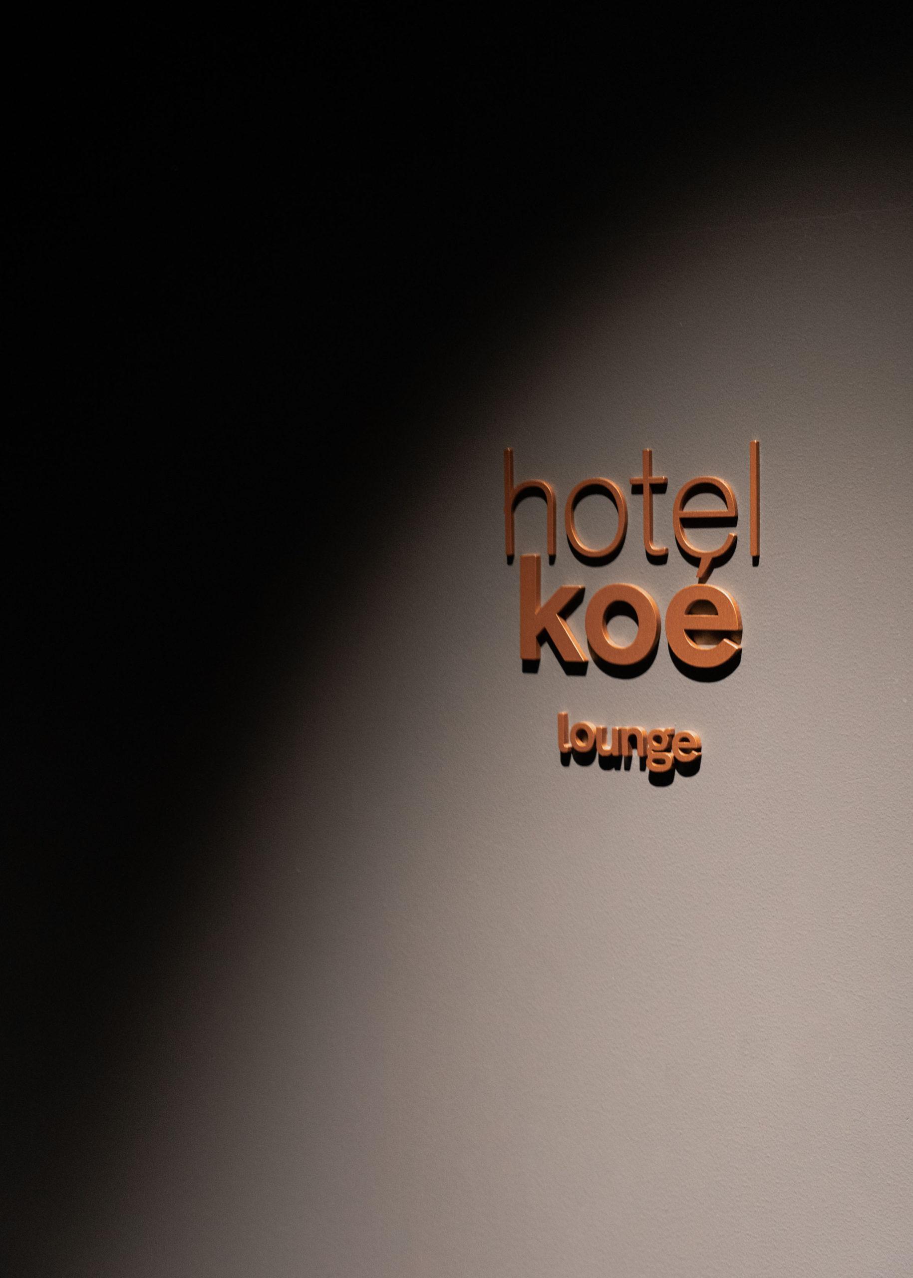 Hotel Koe Tokyo — Modern Design Minimalist Hotel Shibuya Japan — Softer Volumes