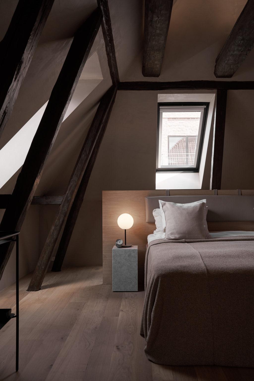 The Audo — Boutique Design Hotel in Copenhagen — Softer Volumes