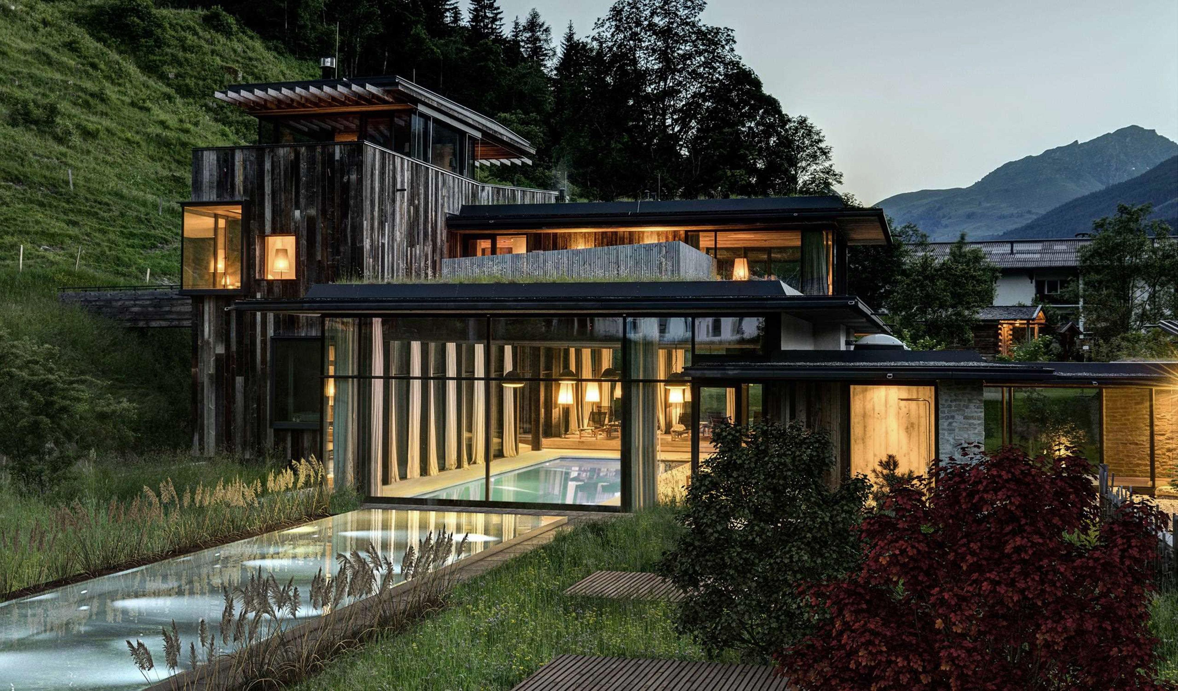 Wiesergut-Modern-Luxury-Design-hotel-Hinterglemm-Austria-Alps-0