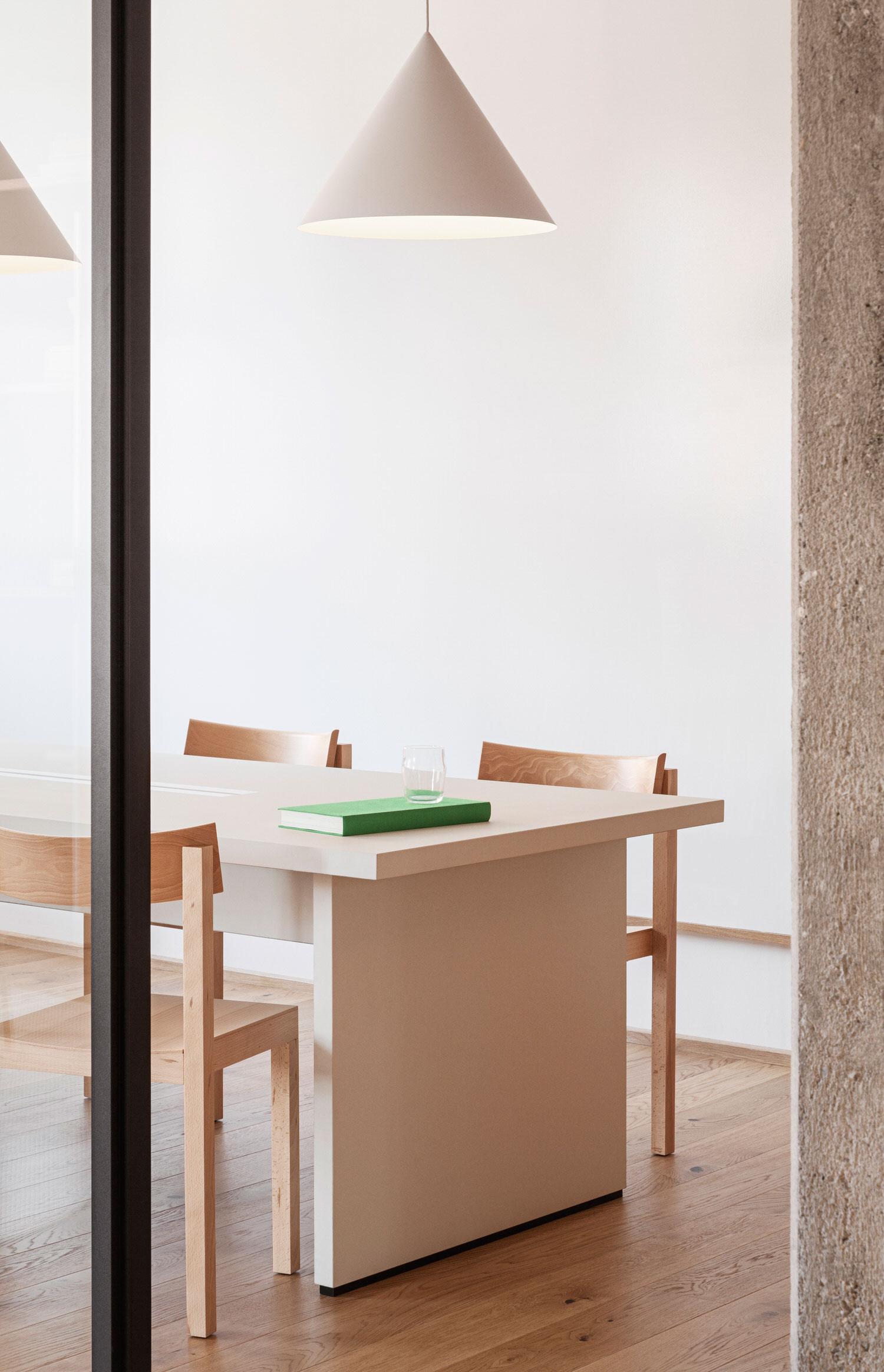 Work & Co Office in Copenhagen | Office Design Inspiration | Softer Volumes