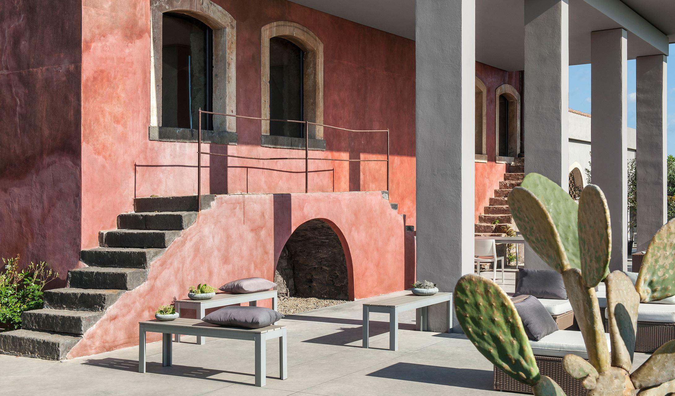 Zash Modern Design Hotel Sicily Italy