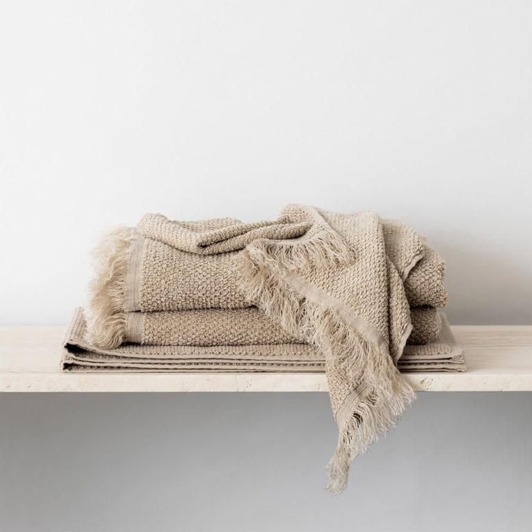 Cultiver Pure Linen Towels