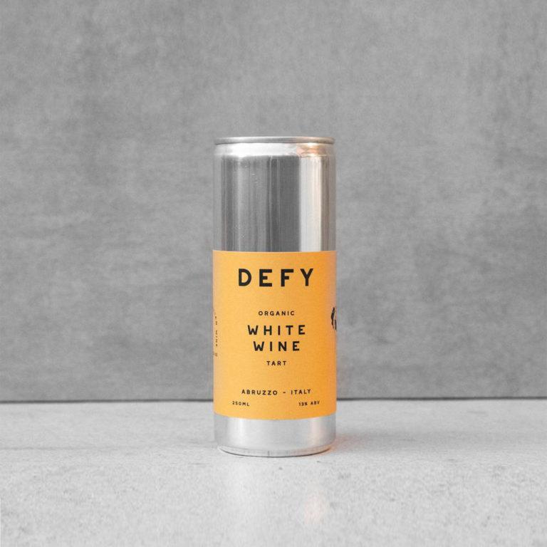 Defy Organic Italian White Wine