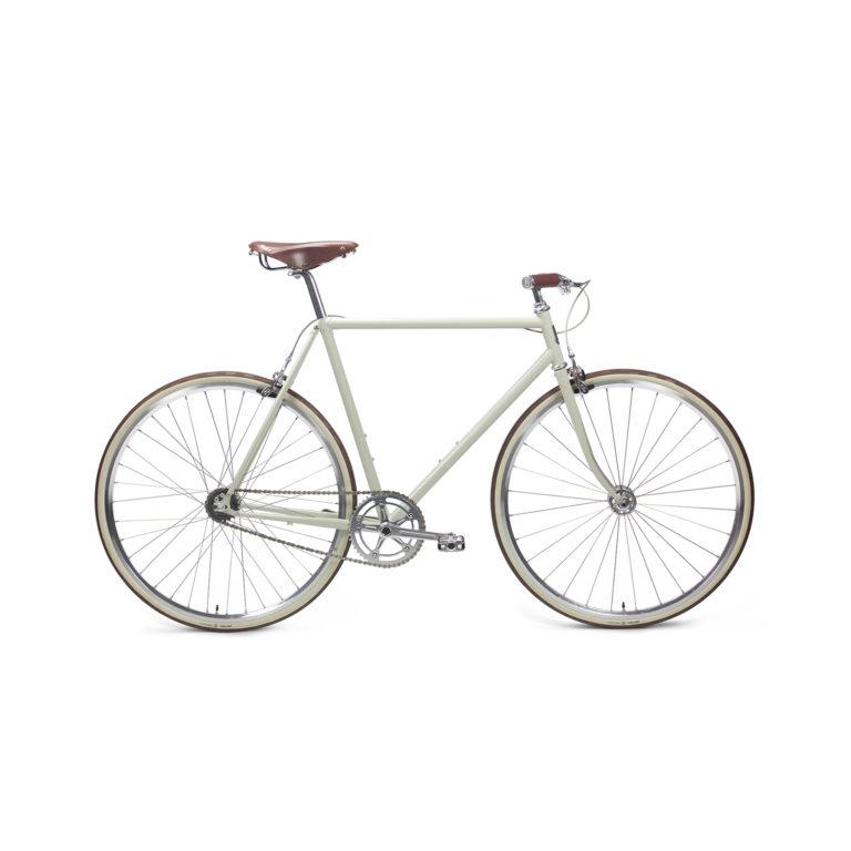 Freddie Grubb Fleet City Bike