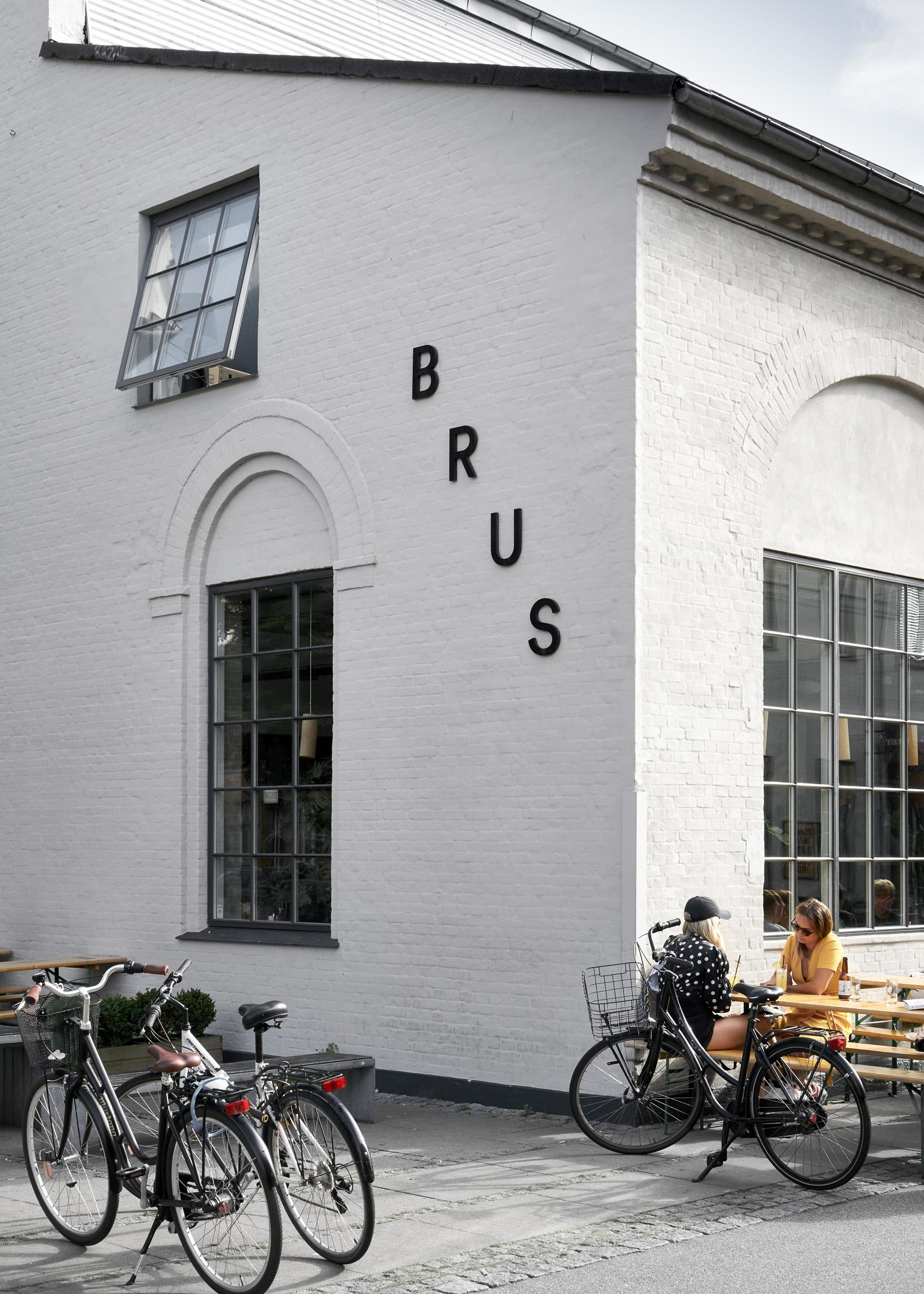 BRUS Brewery Bar Copenhagen
