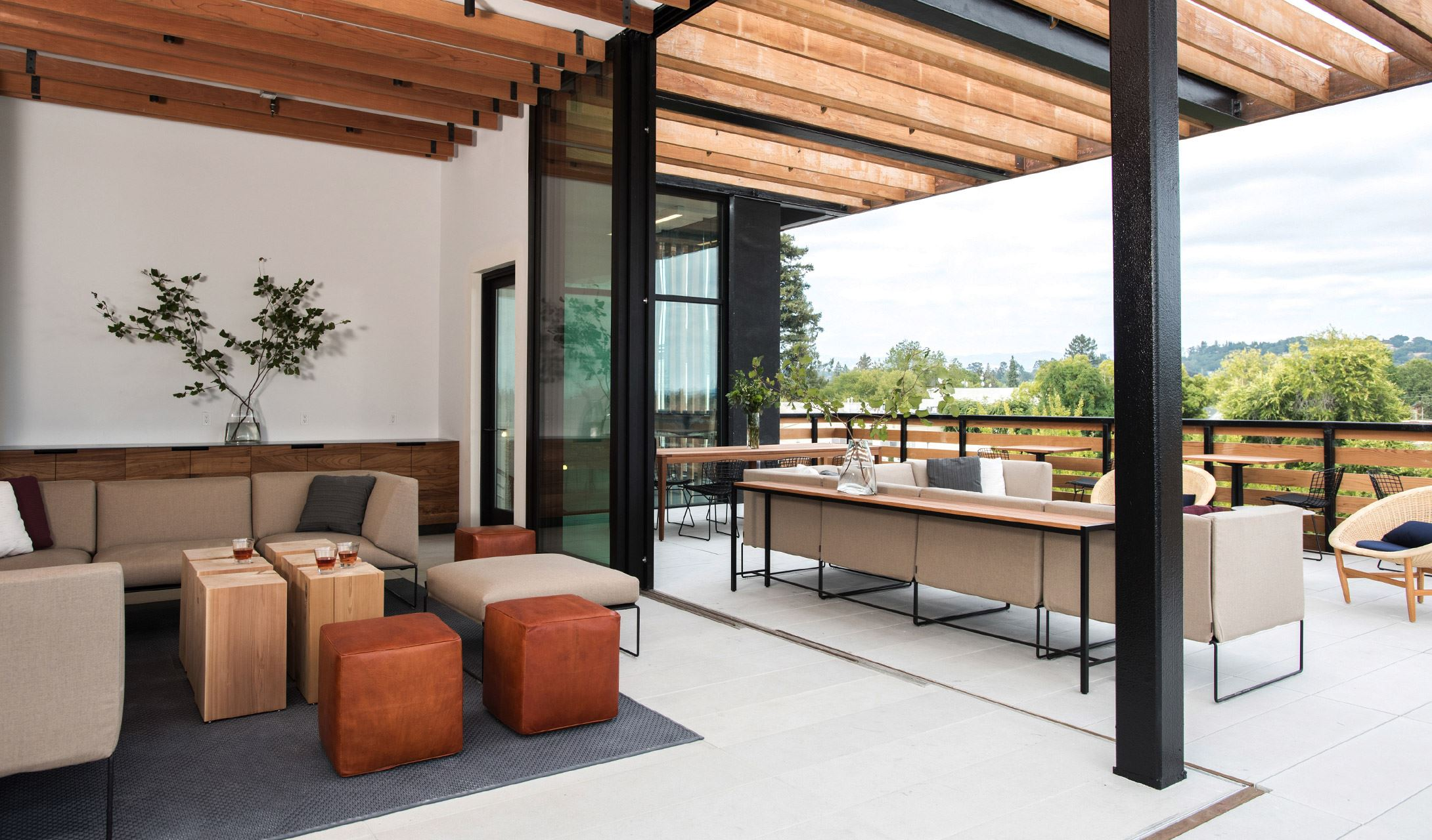 Harmon Guest House - Boutique Sustainable Hotel Healdsburg, California