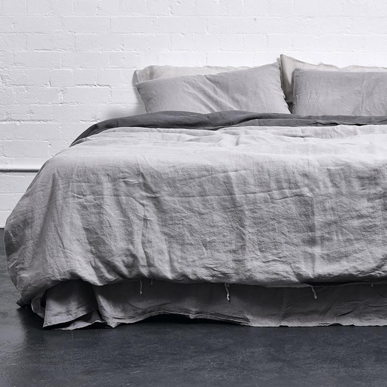 IN BED Linen Duvet Cover