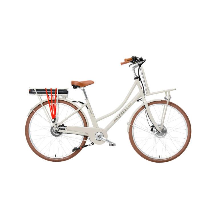Lekker Amsterdam Jordaan Womens 3-Speed Bike