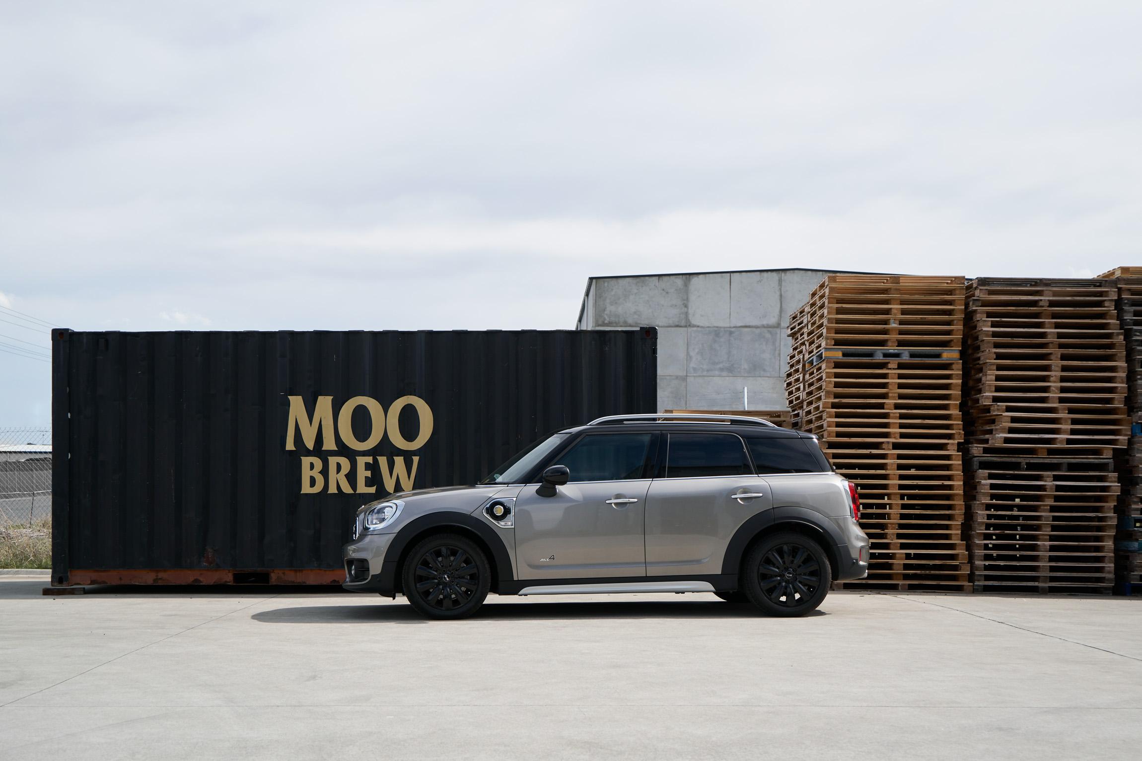 MINI Guide to Tasmania — Moo Brew Brewery
