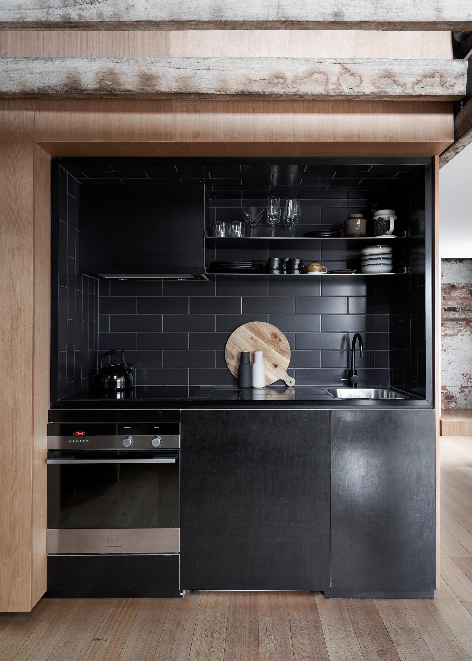 #thebarntas modern Airbnb Hobart