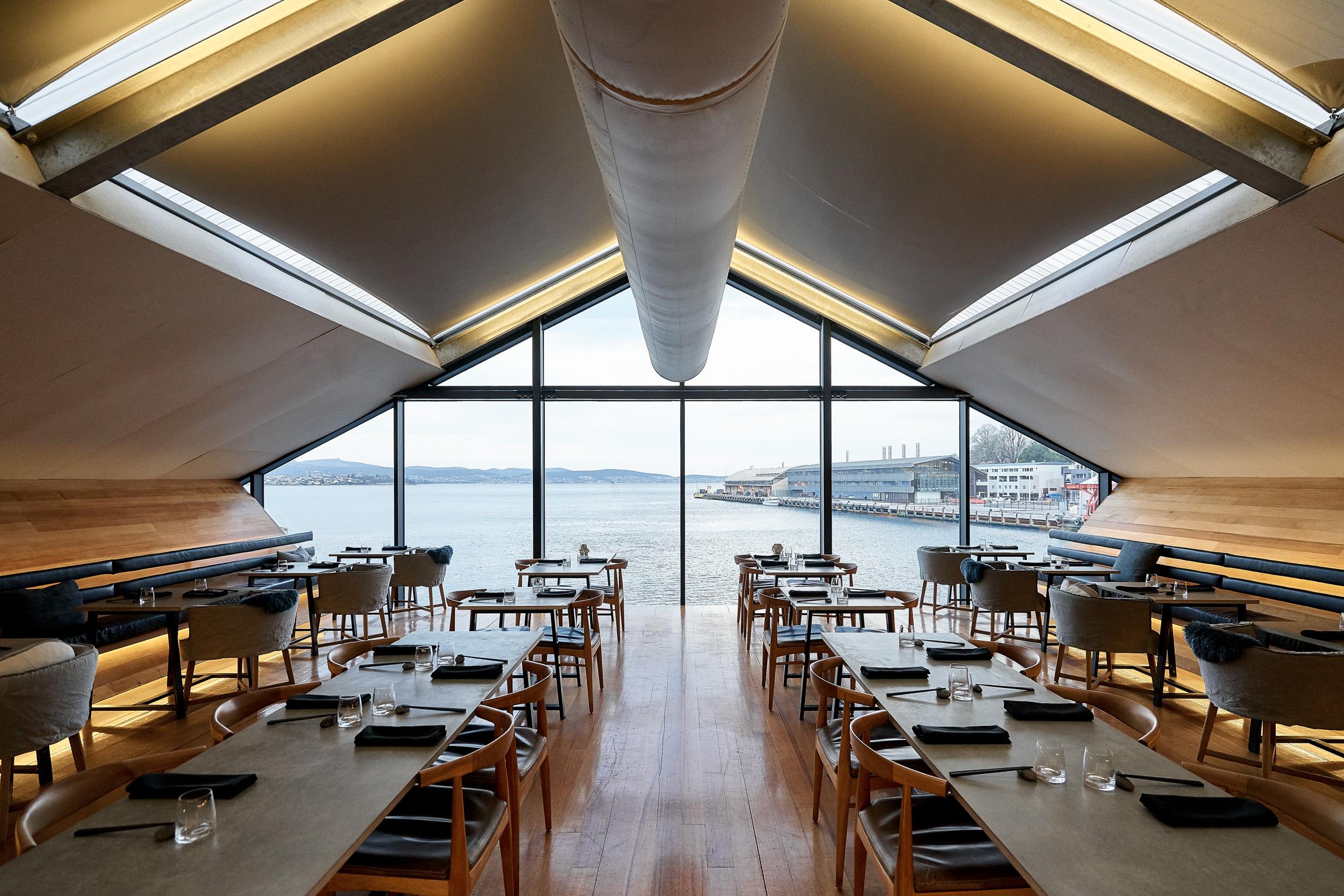 MINI Guide to Tasmania — Aloft Restaurant