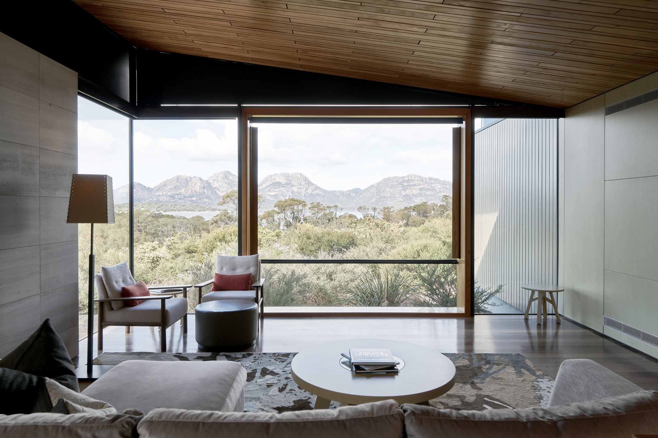 Saffire Freycinet luxury hotel Tasmania