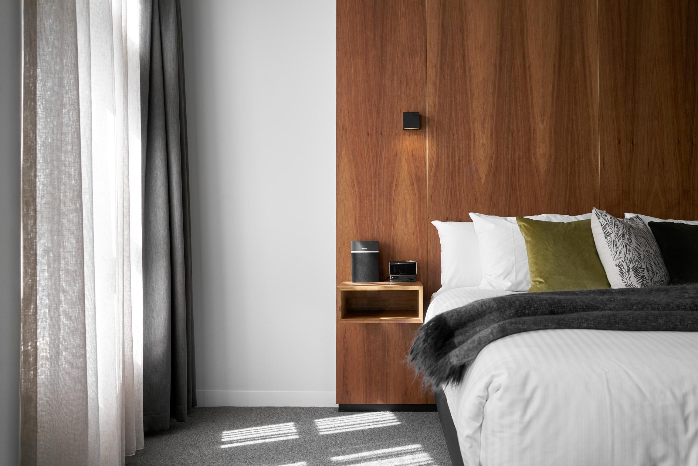 Moss Hotel - design hotel Hobart Tasmania