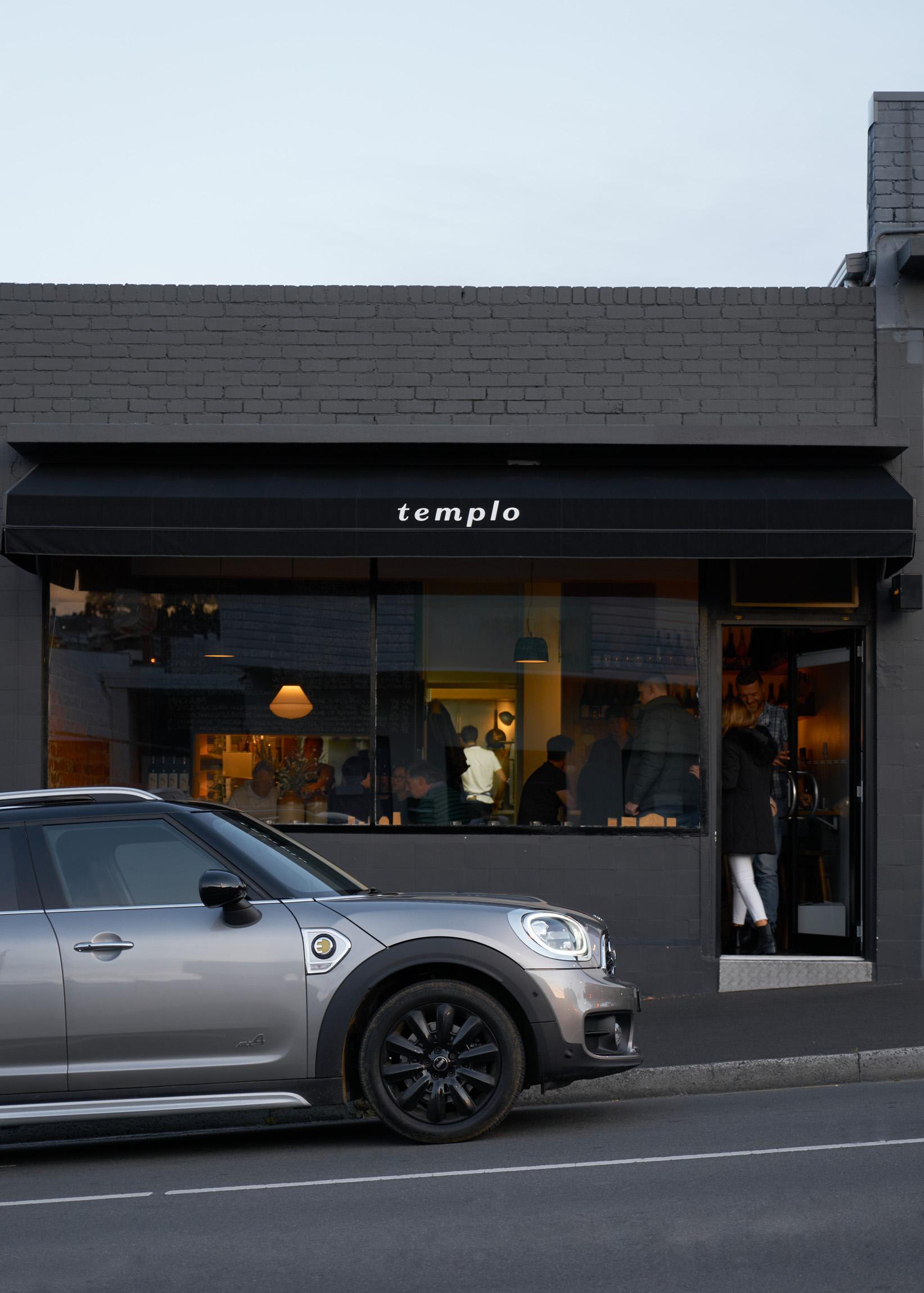 MINI Guide to Tasmania — Templo Restaurant