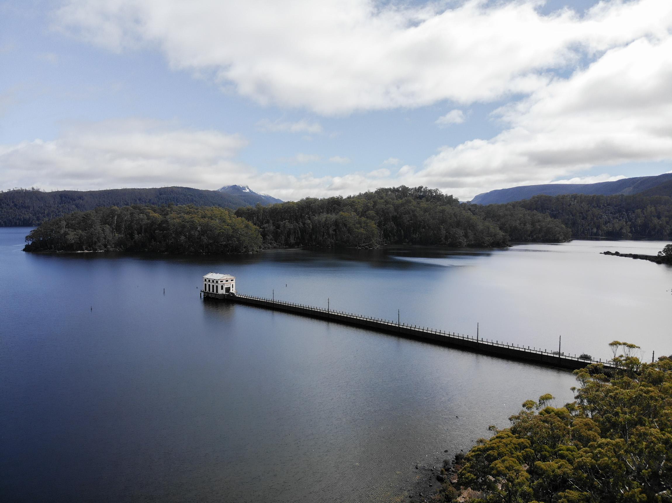 Pumphouse Point design hotel Tasmania