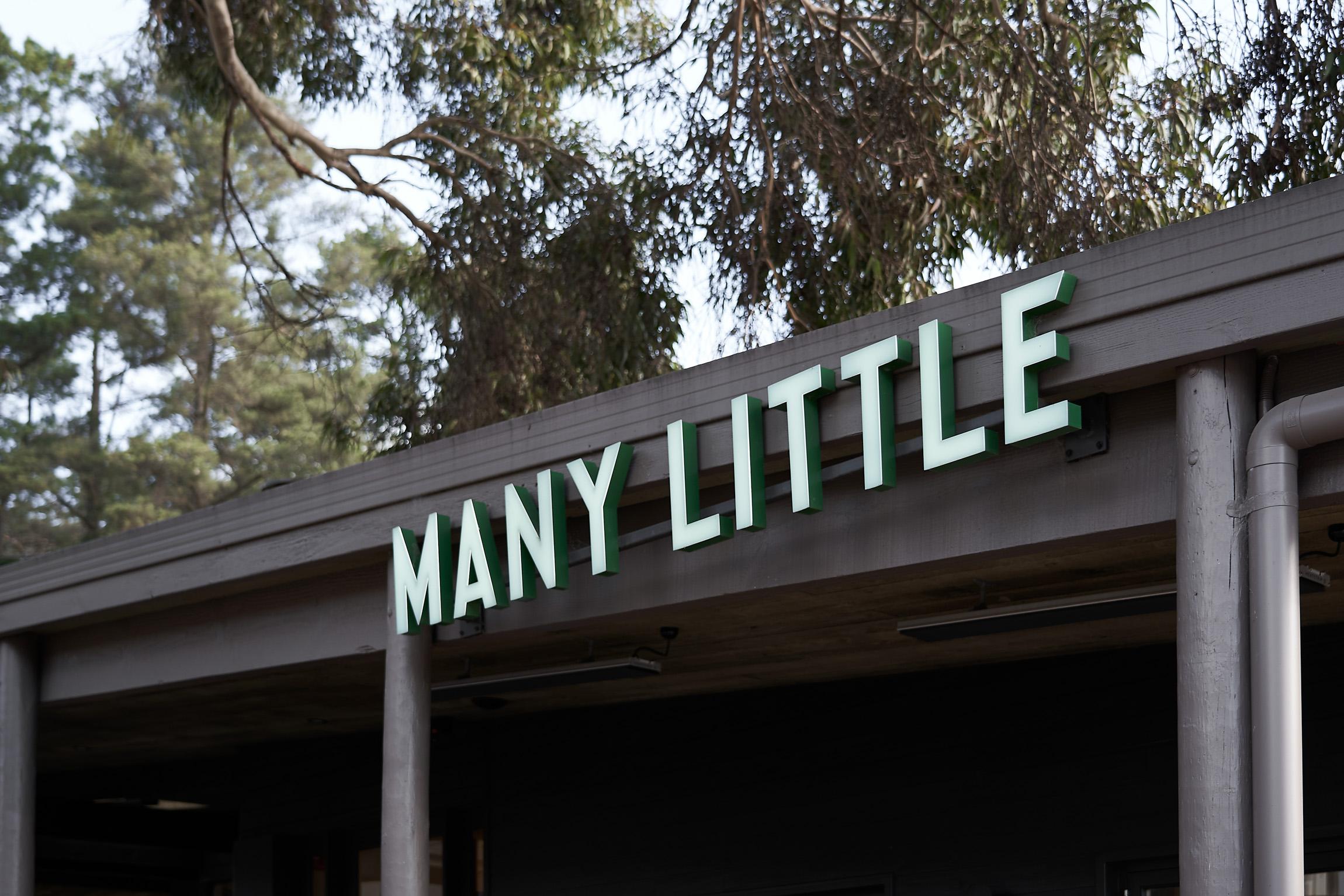 Many Little Bar & Bistro Mornington Peninsula Red Hill