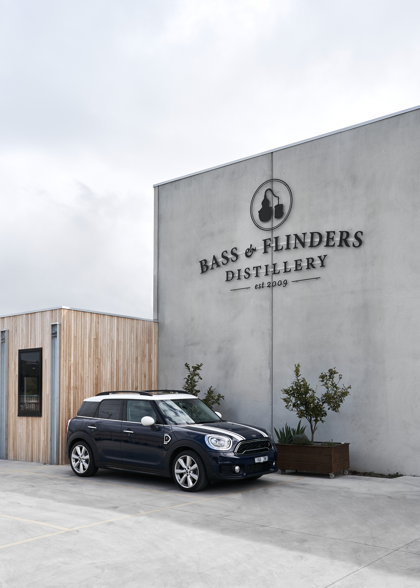 Bass & Flinders Distillery