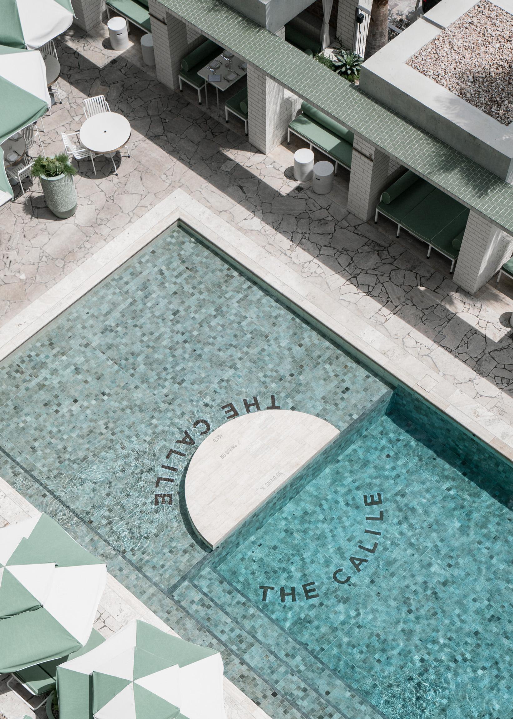 The Calile Hotel - modern design hotel Brisbane