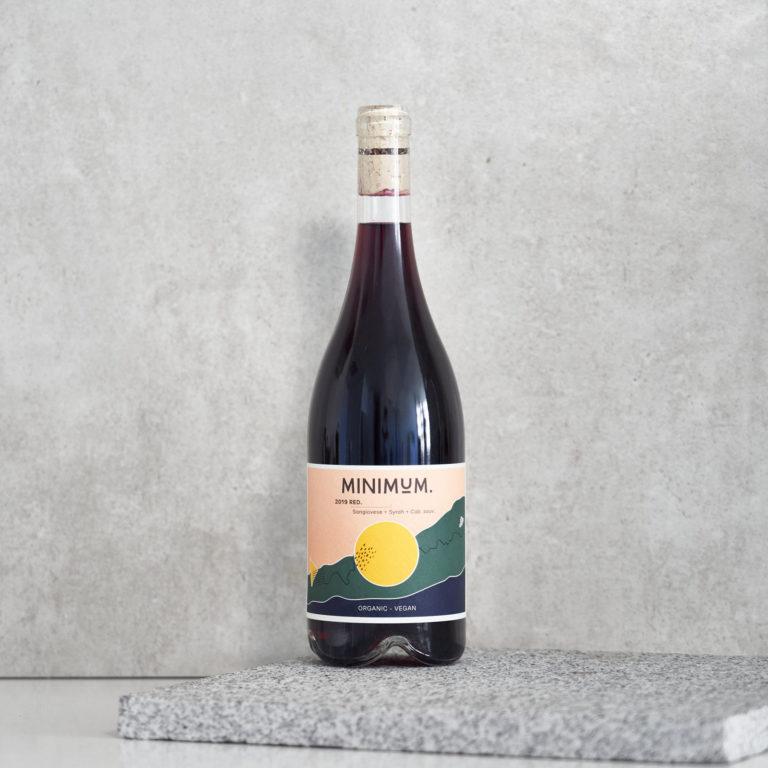 Minimum Wines 2019 Sangio Syrah Cab. Sauv.