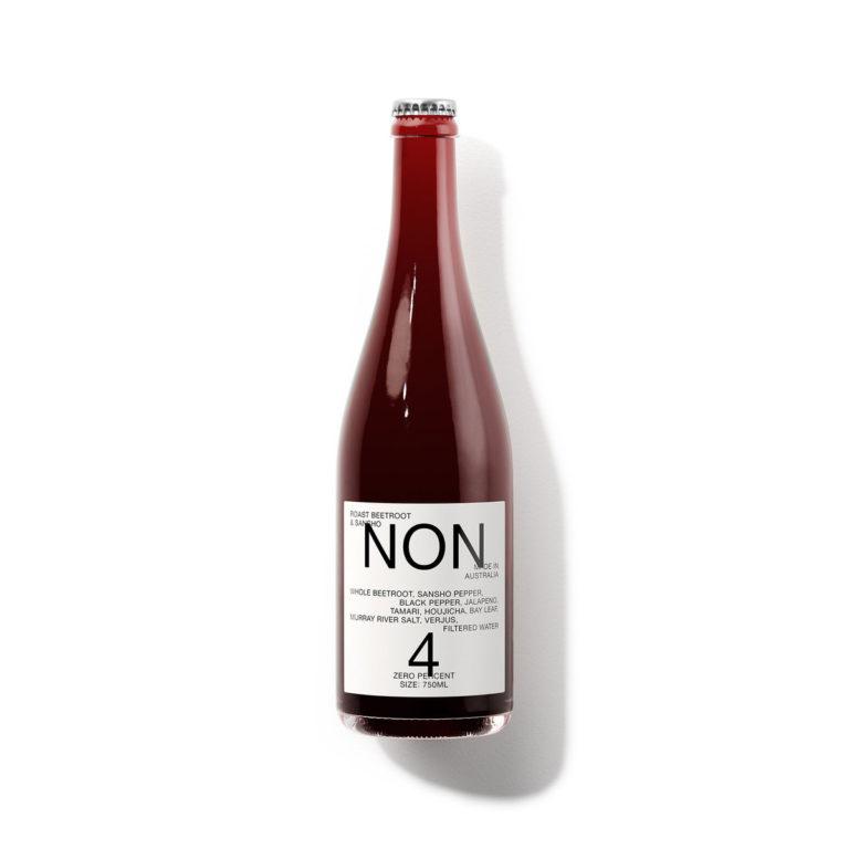NON 4 Roast Beetroot & Sansho