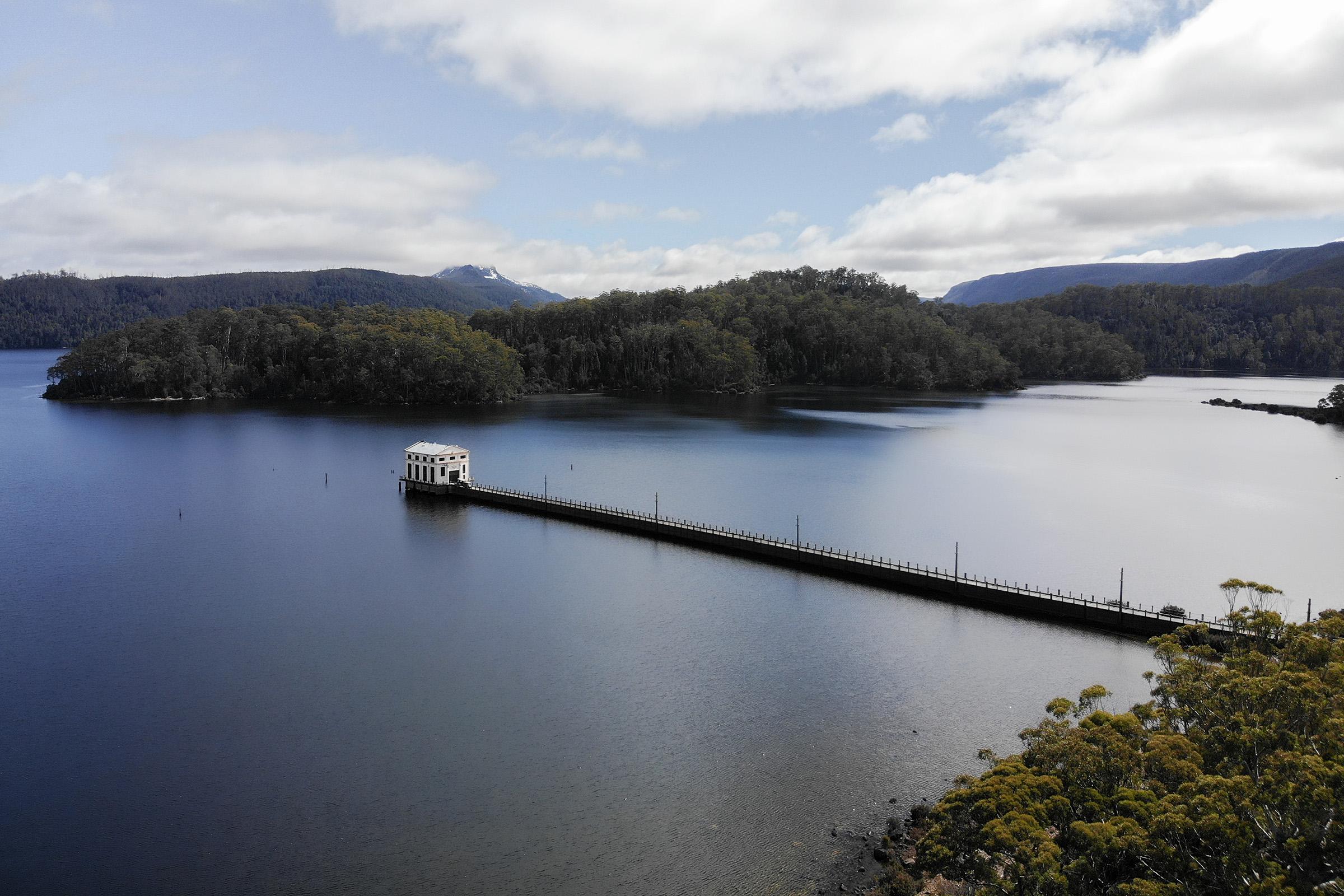 Pumphouse Point - Lake St Clair Accommodation Tasmania