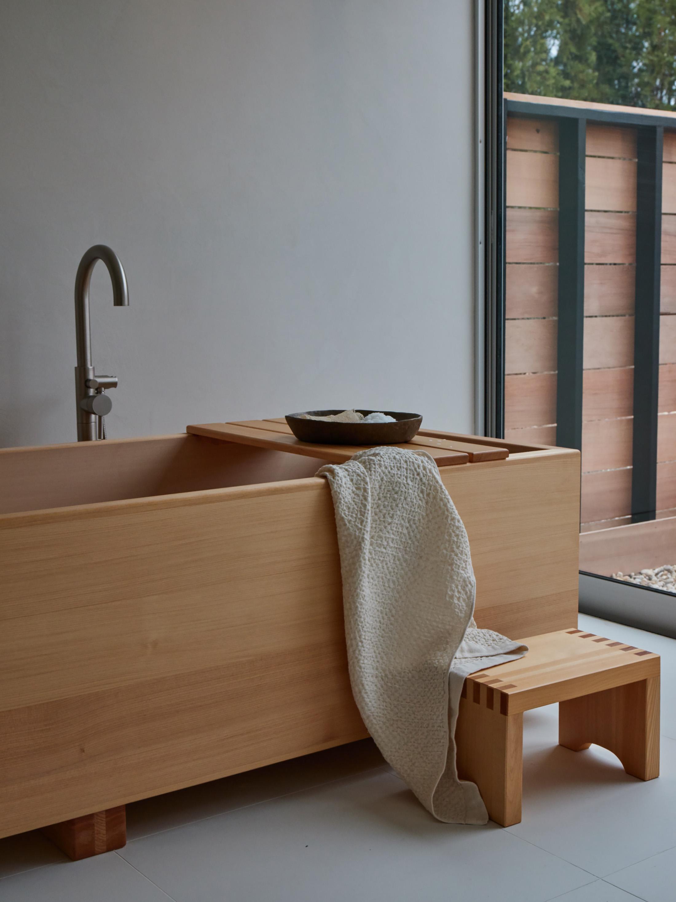 Shou Sugi Ban House - Japanese-inspired wellness retreat Water Mill, Hamptons, USA