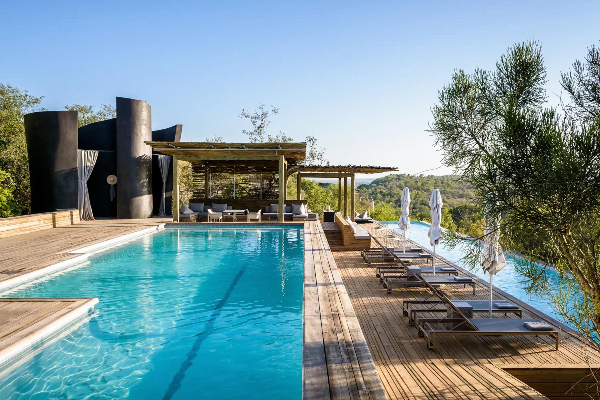 Singita Lebombo Lodge - Luxury lodges South Africa