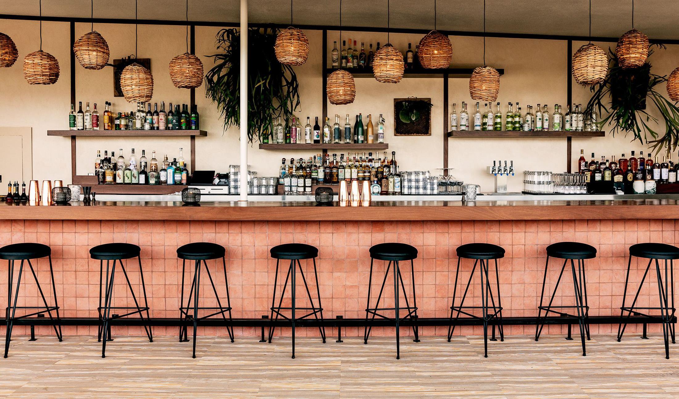 The Hotel June - Midcentury modern design hotel Los Angeles