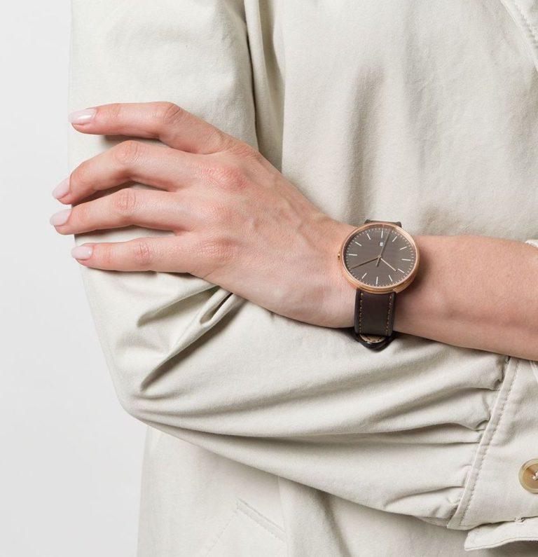 Uniform Wares M38 Date Women's watch