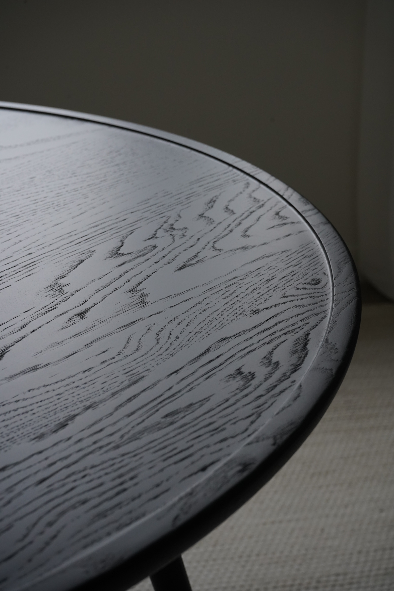 Hali Mason Home Tour — Mater Accent Dining Table