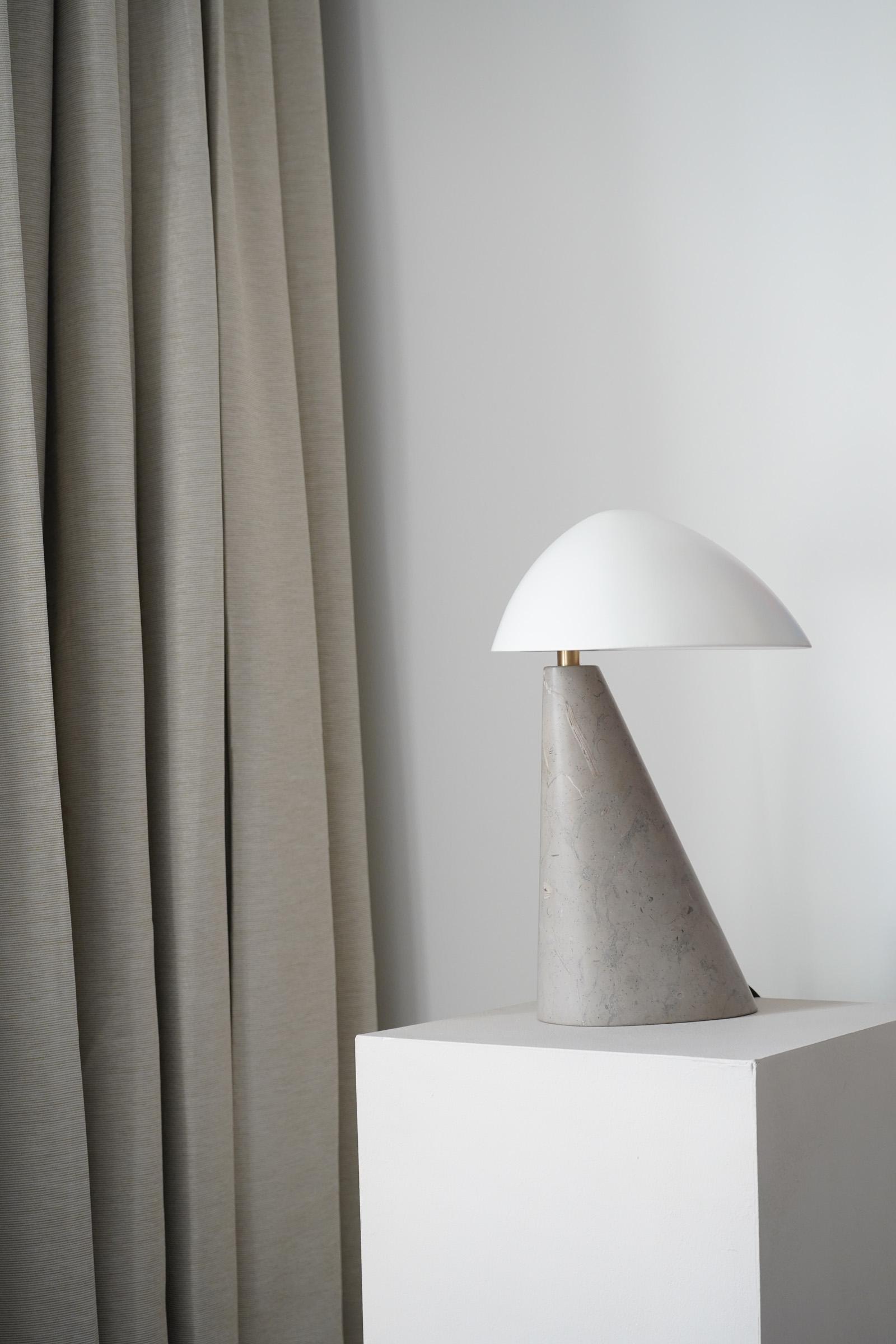 Hali Mason Home Tour — Frederica Fellow Table Lamp