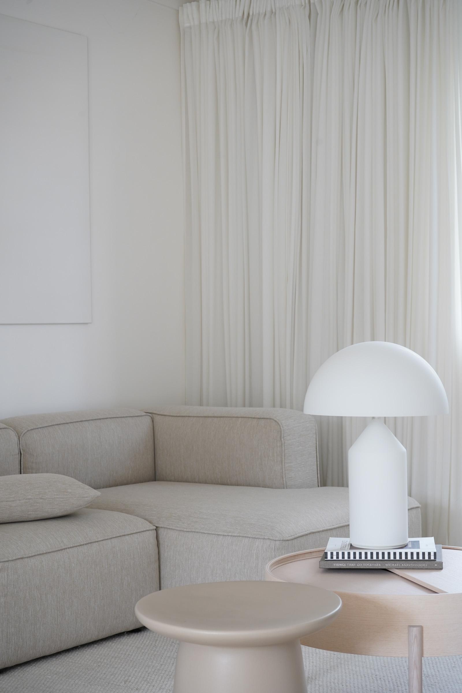 Hali Mason Home Tour — MAKE Nordic Basecamp Sofa