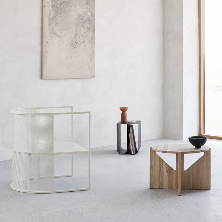 Kristina Dam Bauhaus Lounge Chair