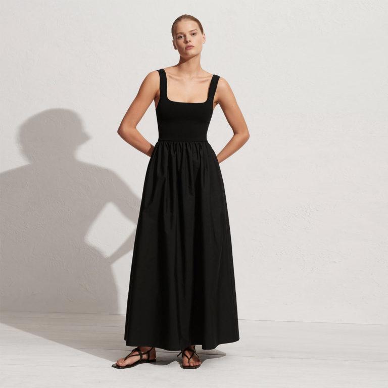 Matteau The Knit and Cotton Dress