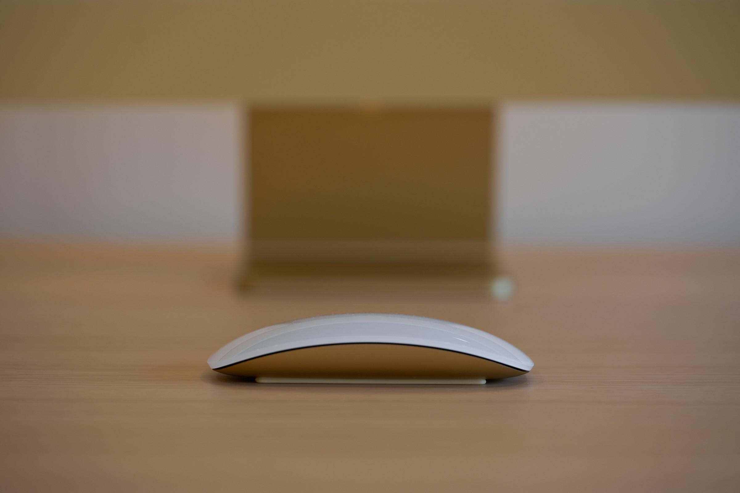 "New 24"" Apple iMac Mouse"
