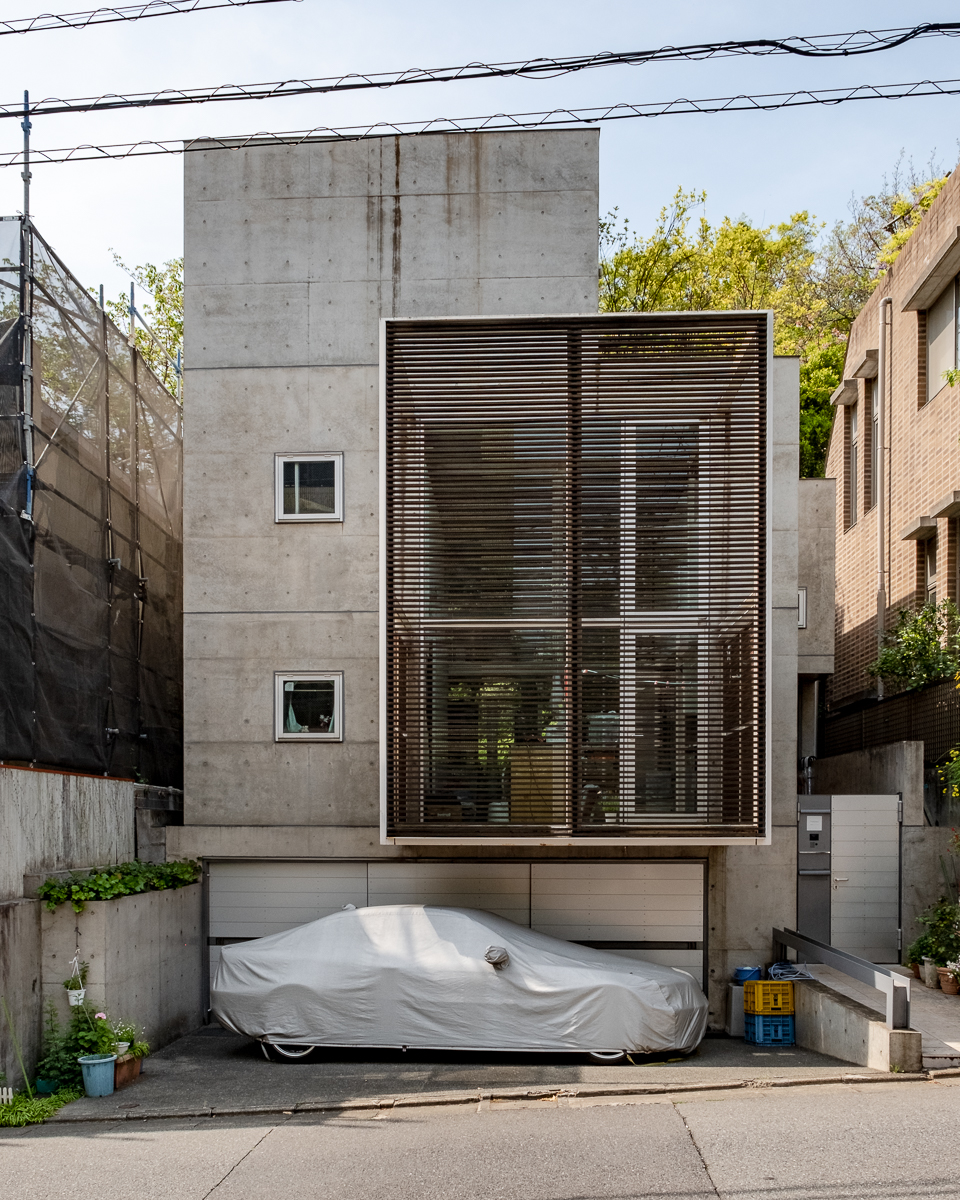 Ben Richards | Interview with Tokyo-based architecture and travel photographer | Softer Volumes