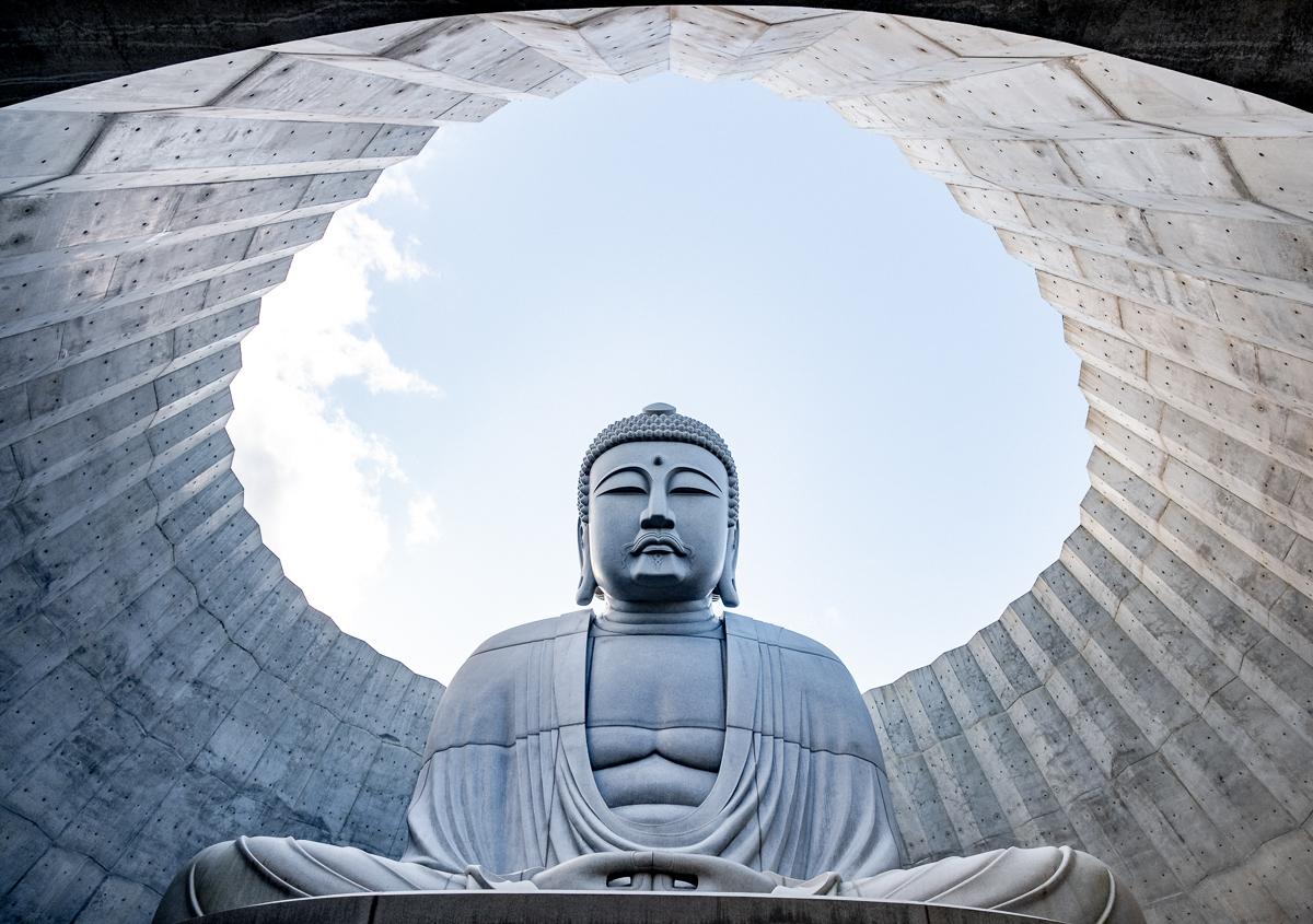 Hill of the Buddha, Sapporo, designed by Tadao Ando