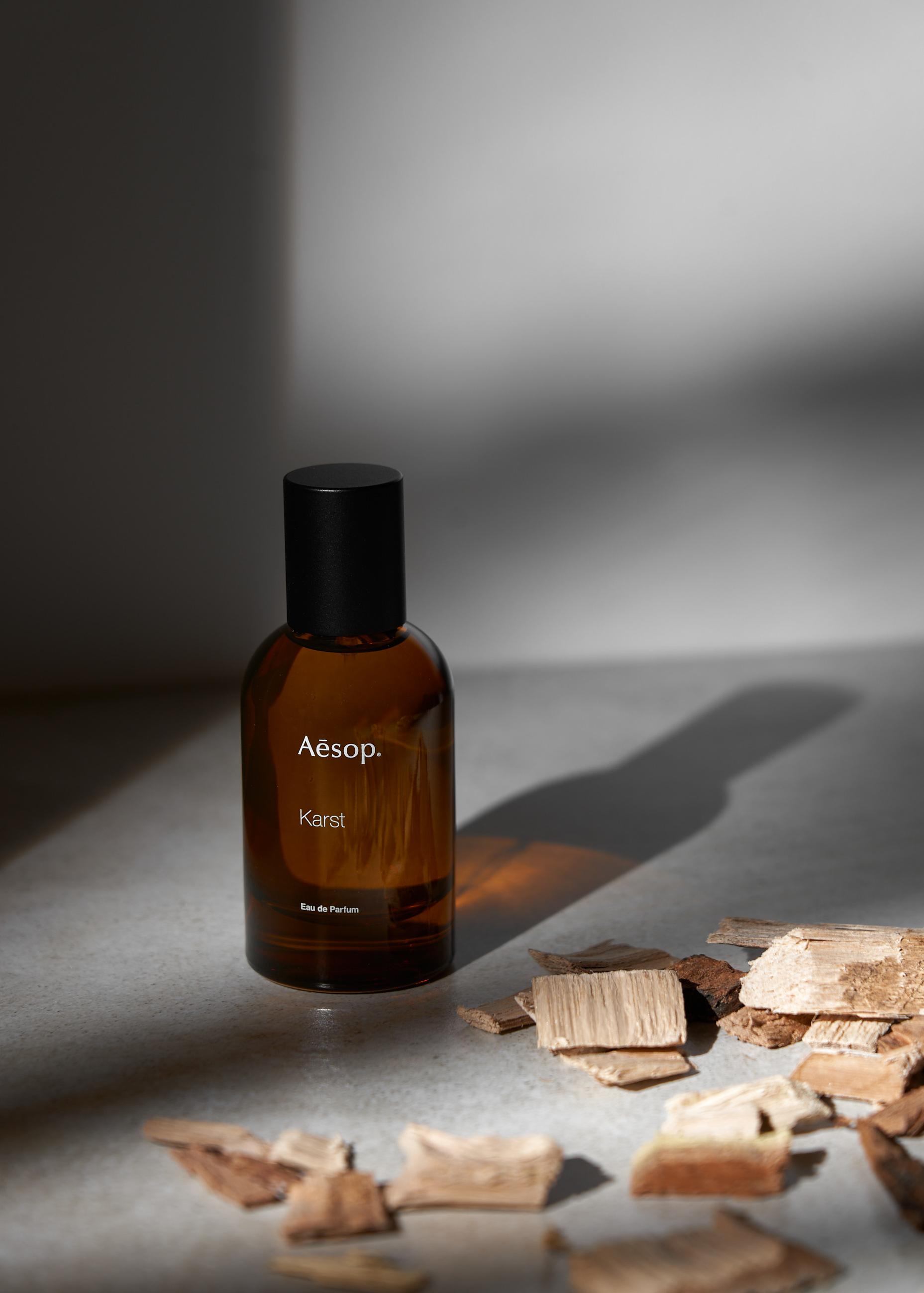 New Aesop Fragrances - Othertopias - Karst