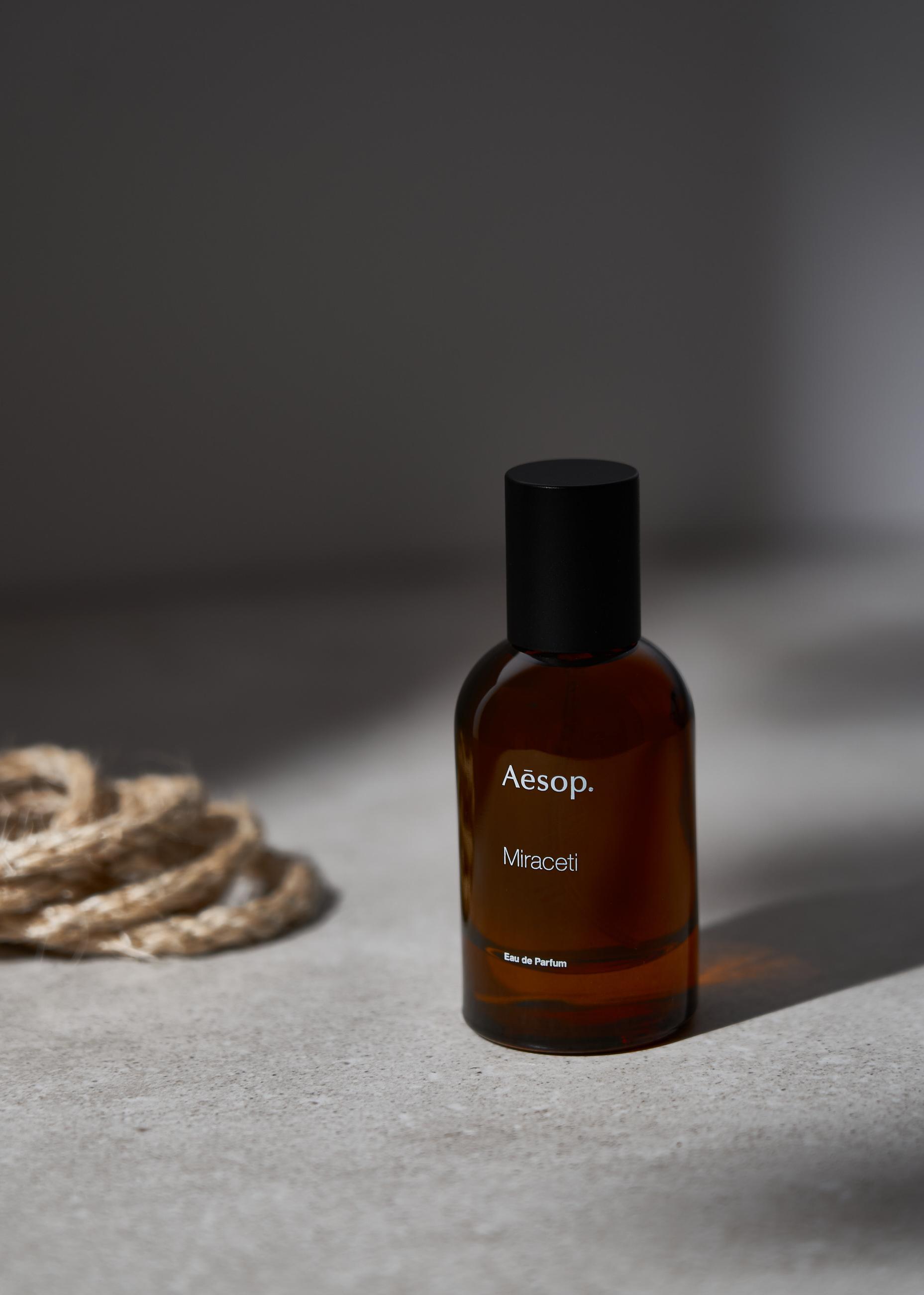 New Aesop Fragrances - Othertopias - Miraceti