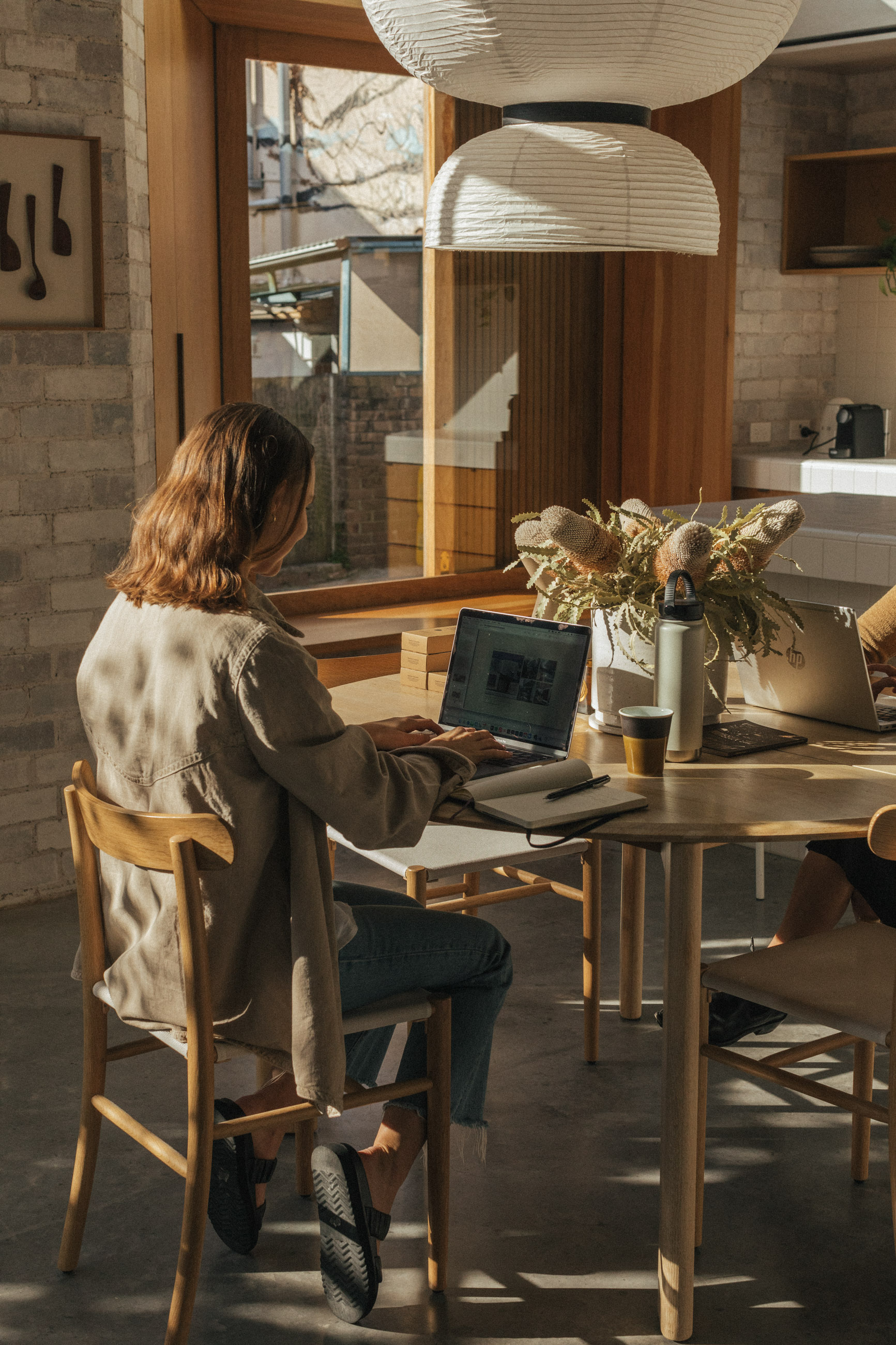 Working from home with Allpress Espresso Speciality Coffee Capsules