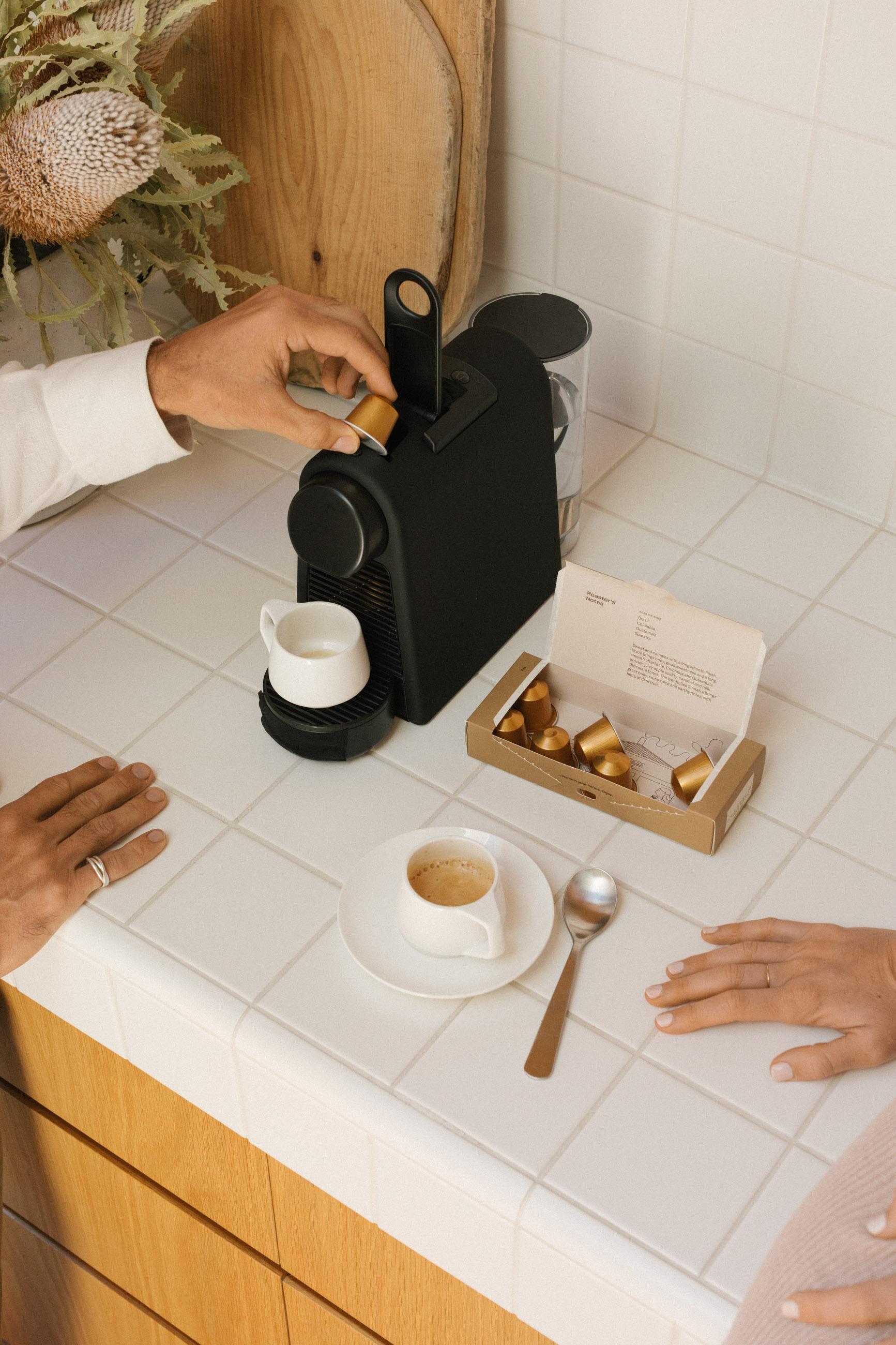 Introducing Allpress Espresso Speciality Coffee Capsules