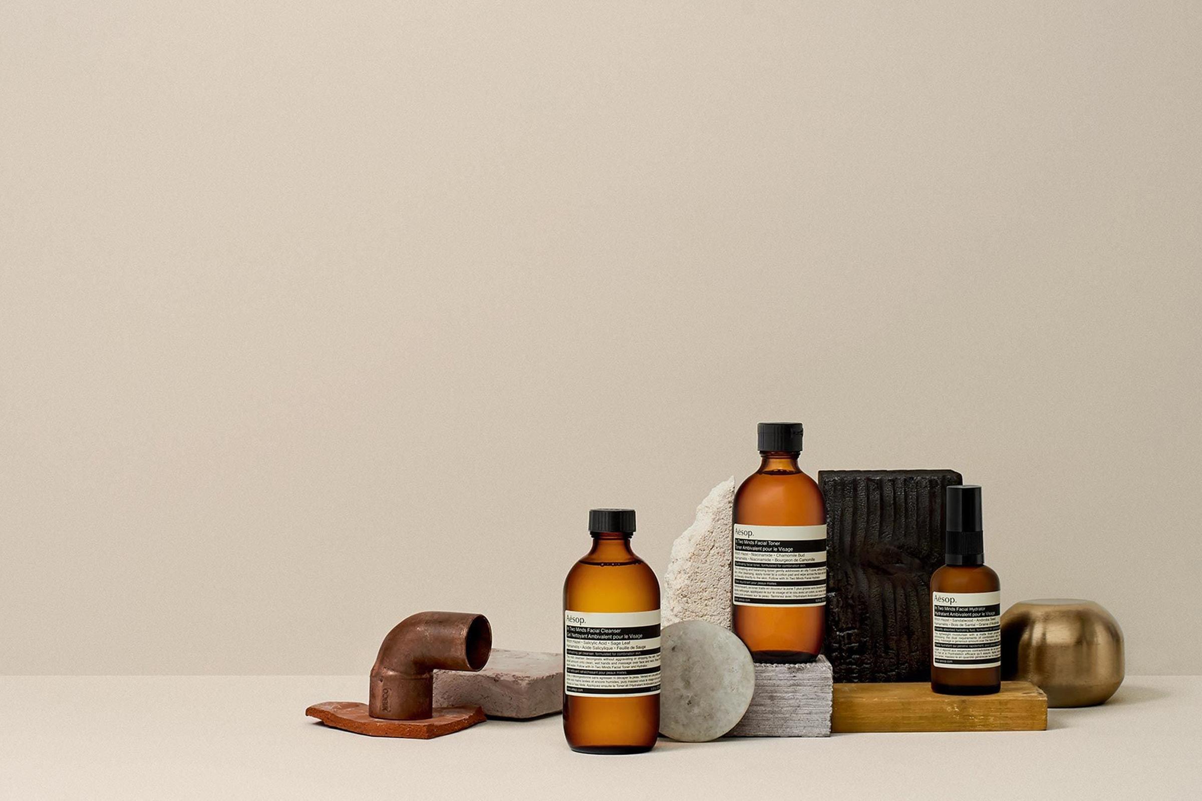 Best Australian Men's Skincare Brands   Softer Volumes   Aesop