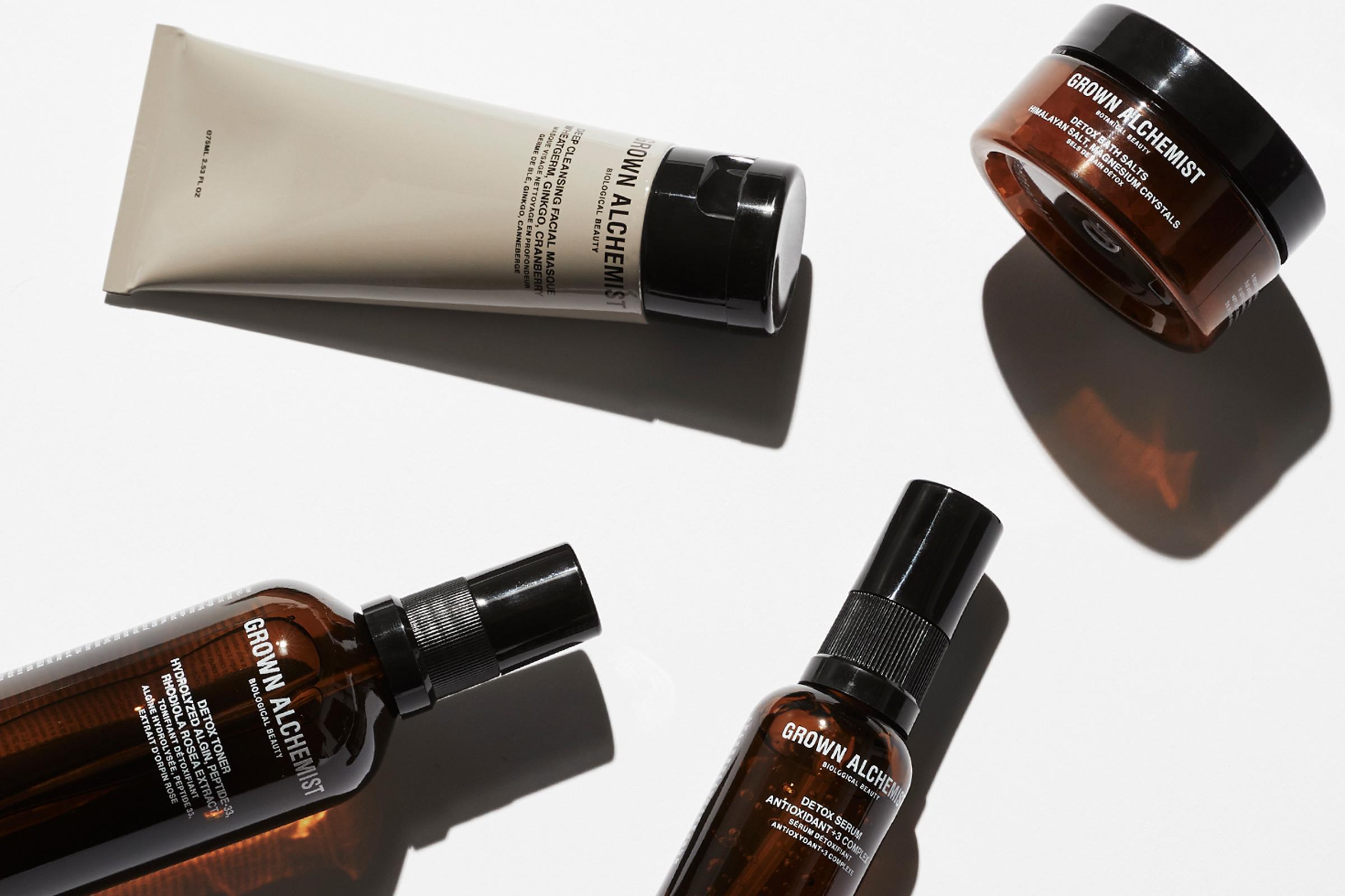 5 Men's Skincare Products   Grown Alchemist
